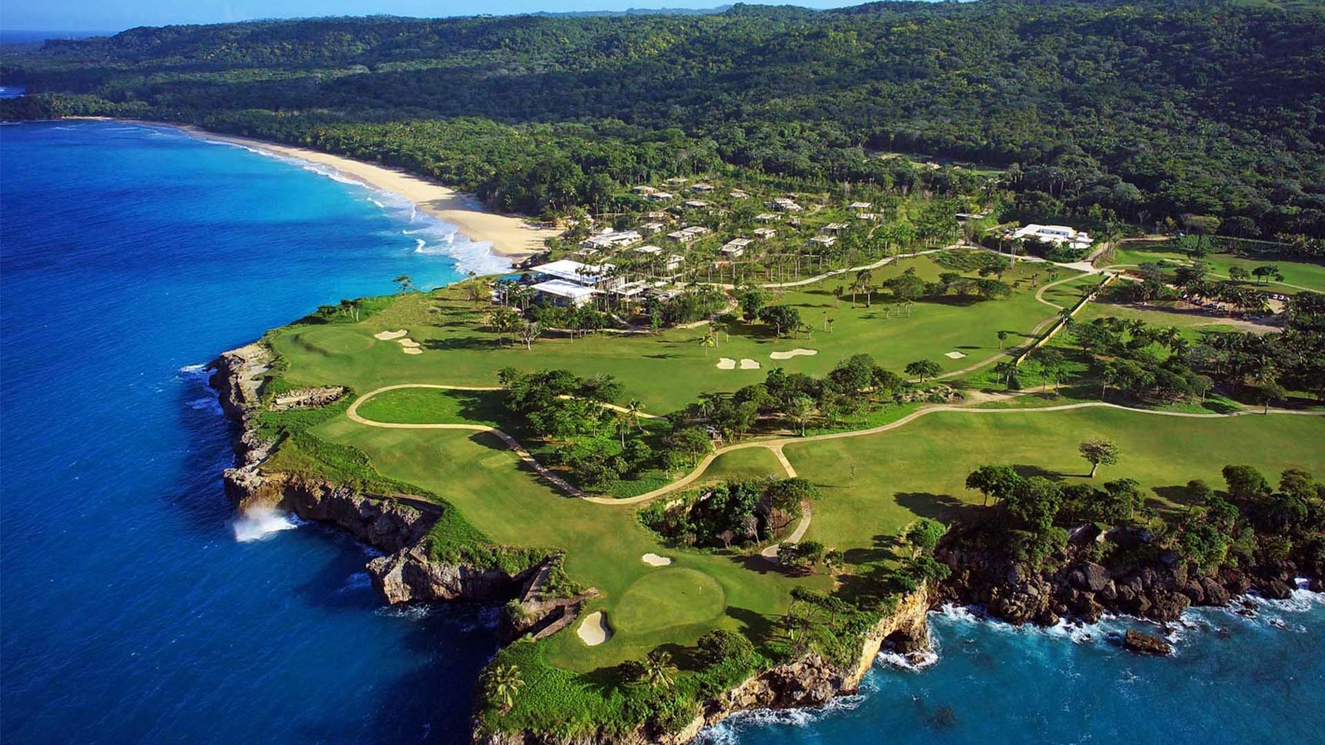 Playa Grande golf course, Dominican Republic