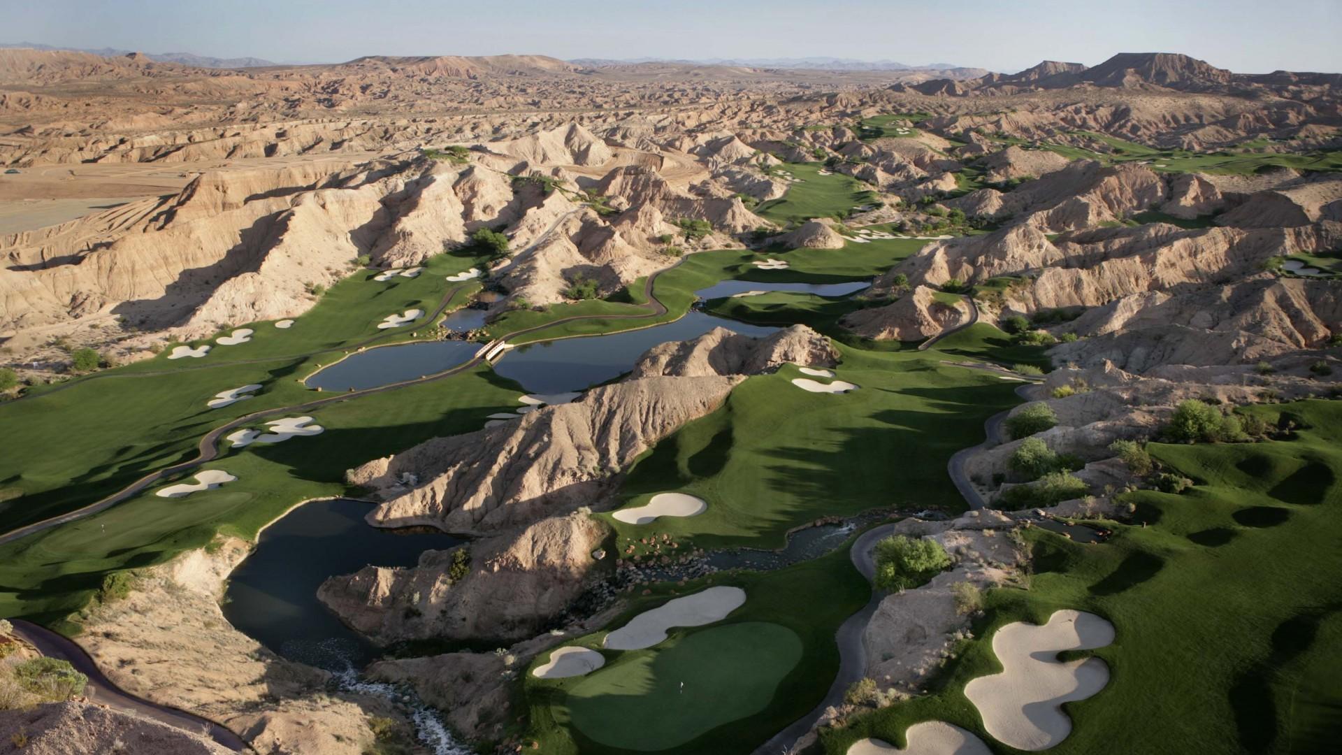 Wolf Creek golf club, Nevada, United States of America