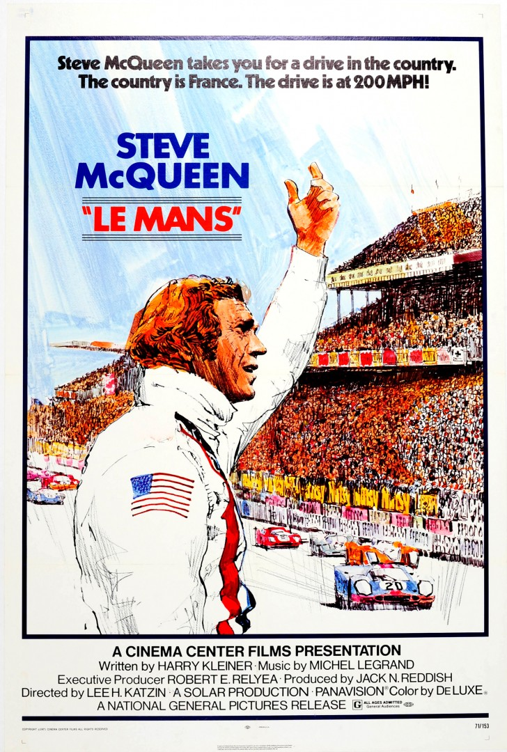 Le Mans, Steve McQueen