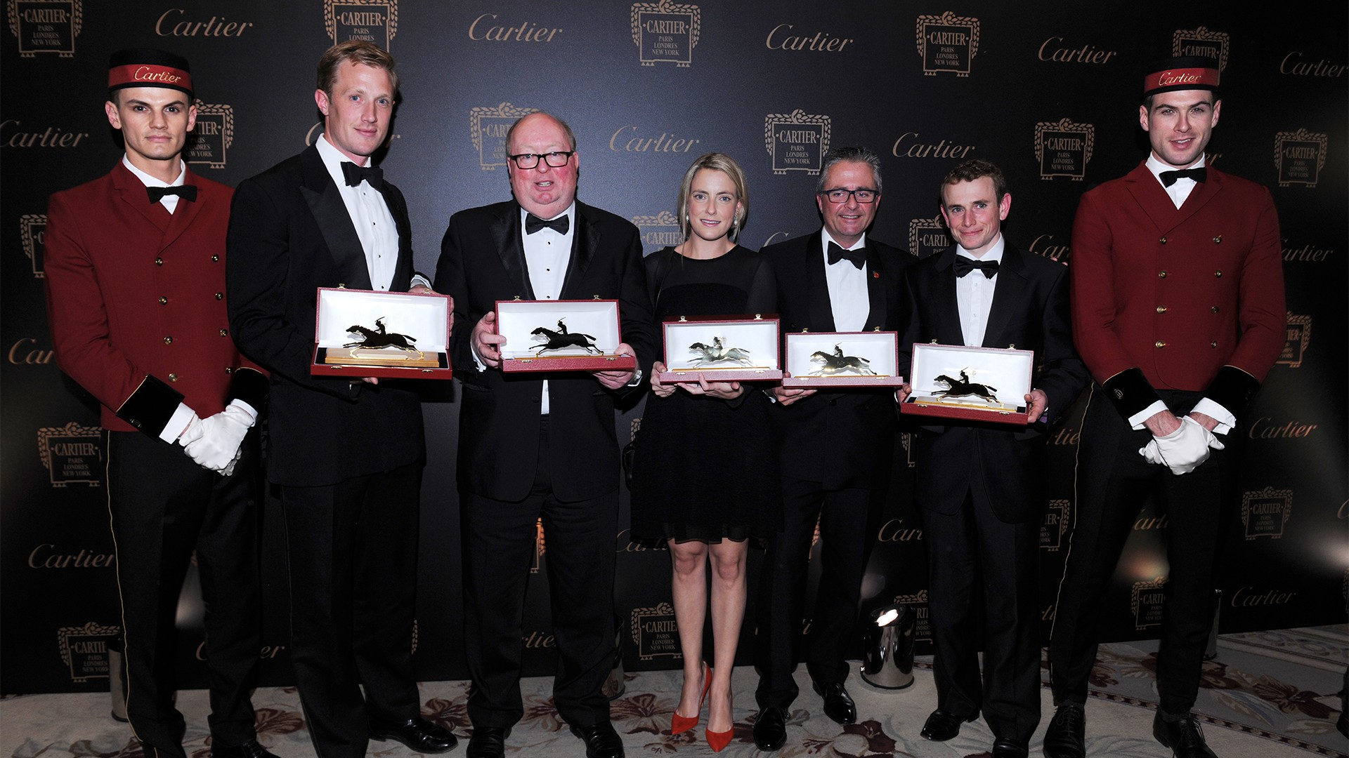 Cartier Racing Awards 2016