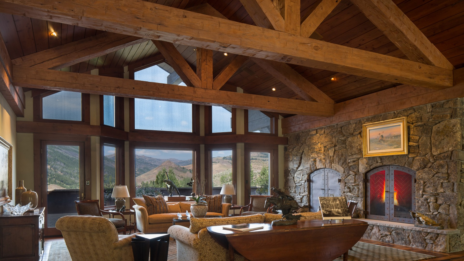 Serenity Lodge, Ketchum, USA