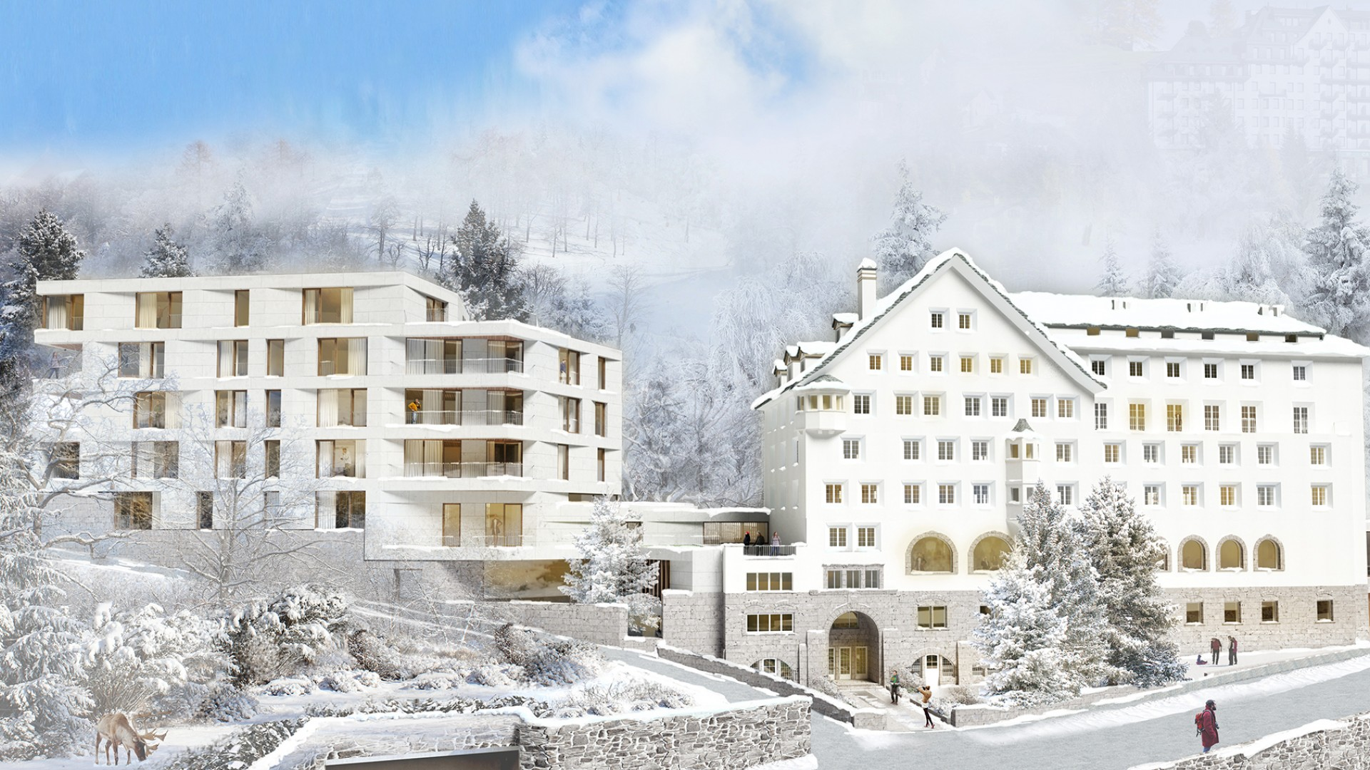 Grace Apartments, St Moritz, Switzerland