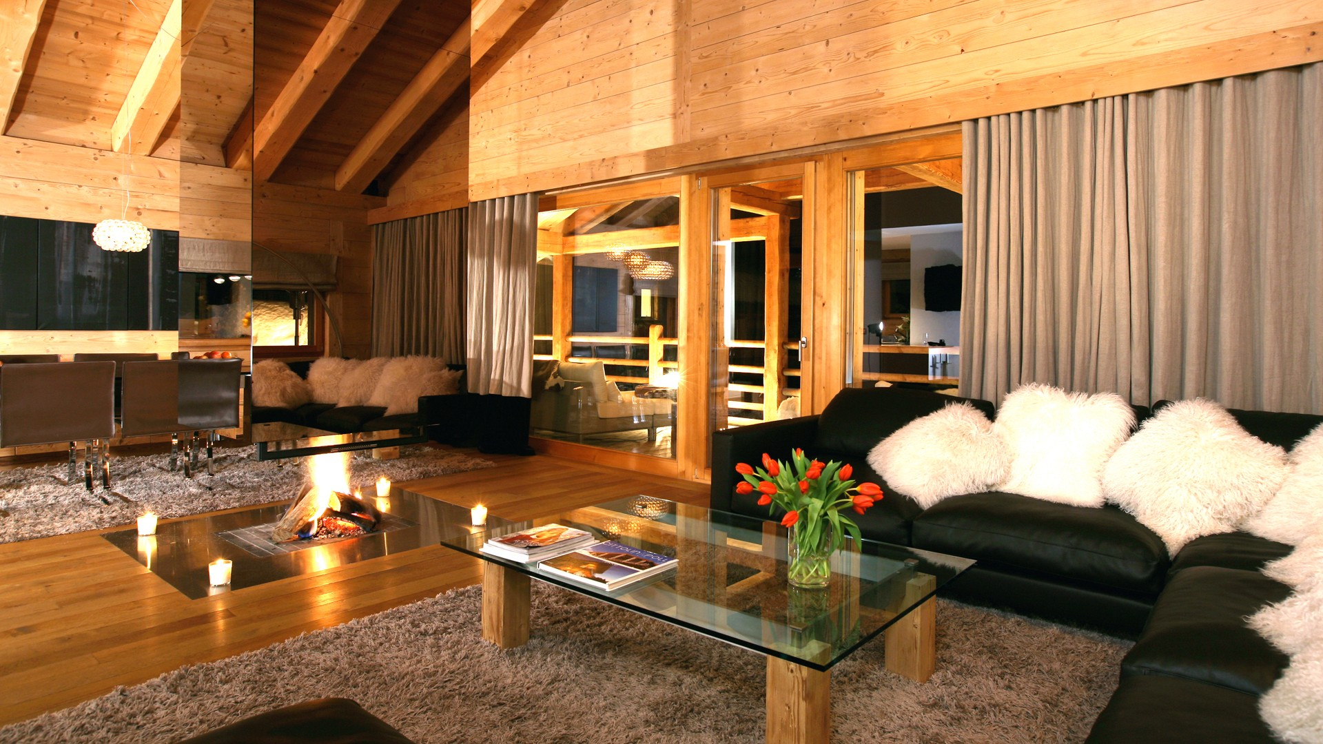 Magnificent Chalet, Verbier, Switzerland