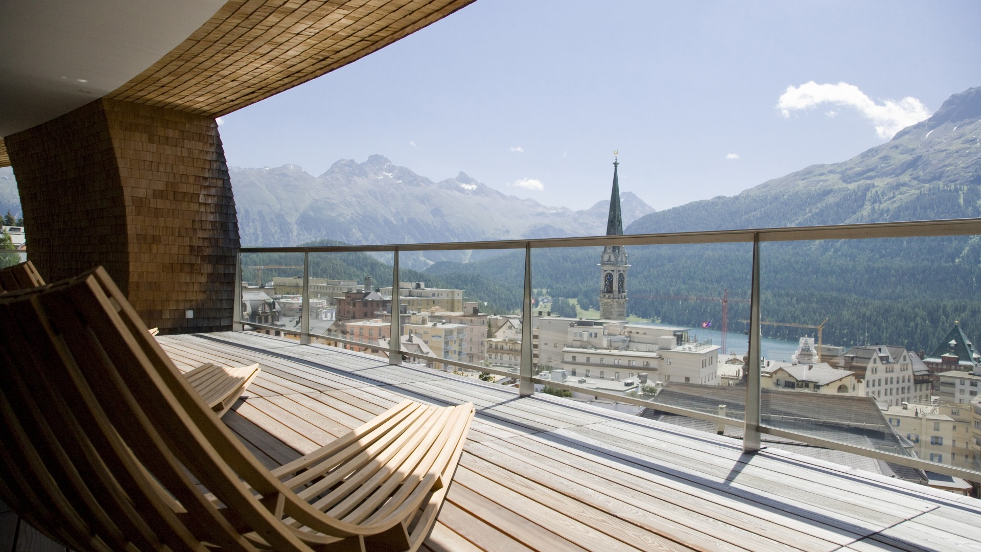 Via Tinus Apartment, St Moritz, Switzerland