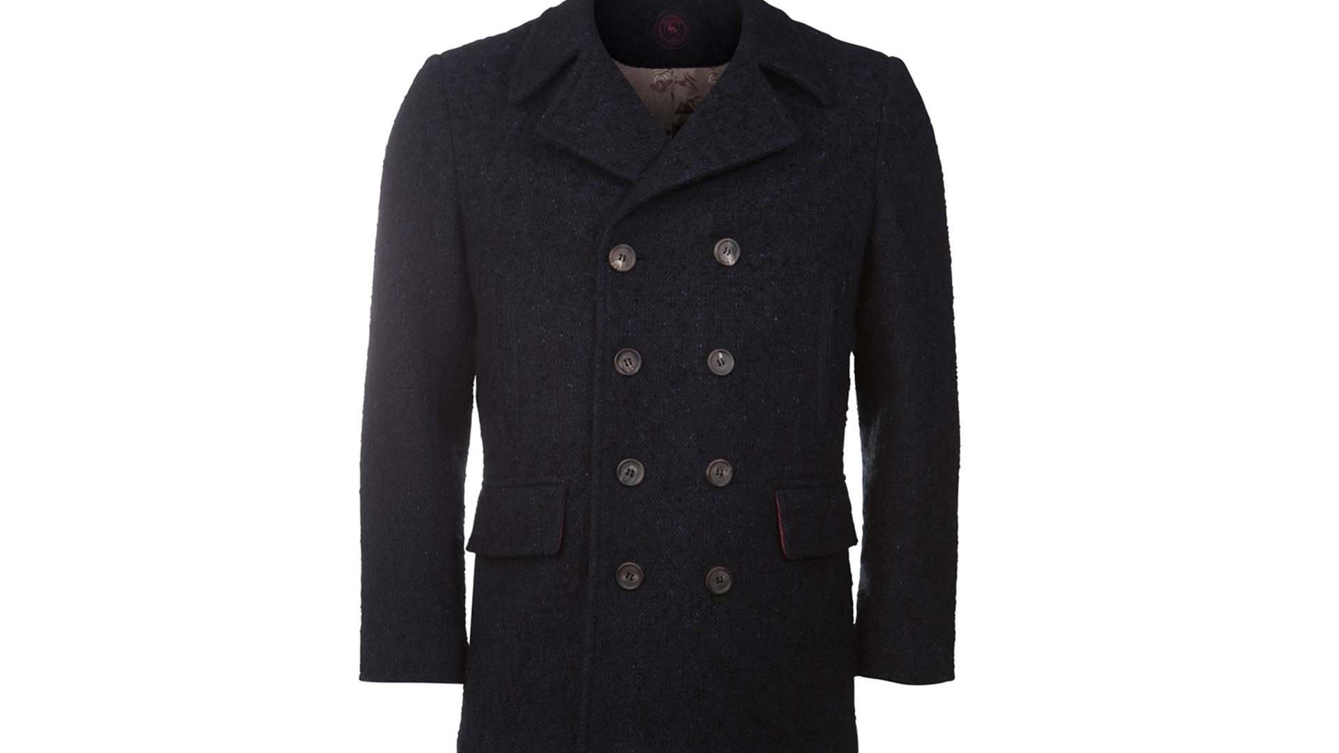 The Pea Coat: Magee Fintra Pea Coat
