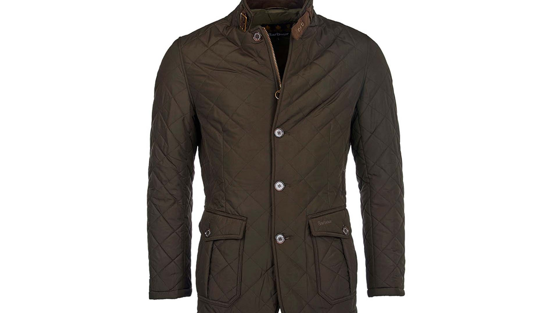 The Quilted Jacket: Barbour Lutz
