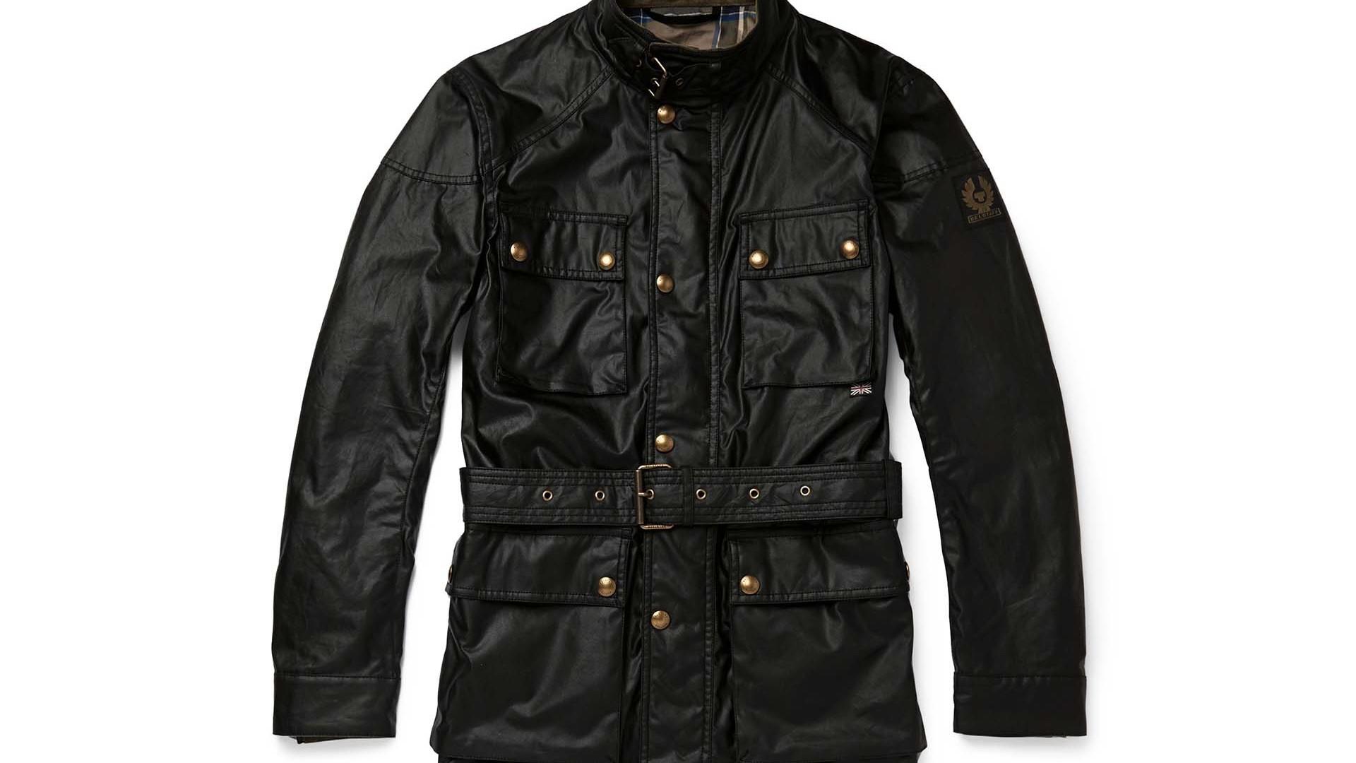 The Motorcycle Jacket: Belstaff Roadmaster Jacket