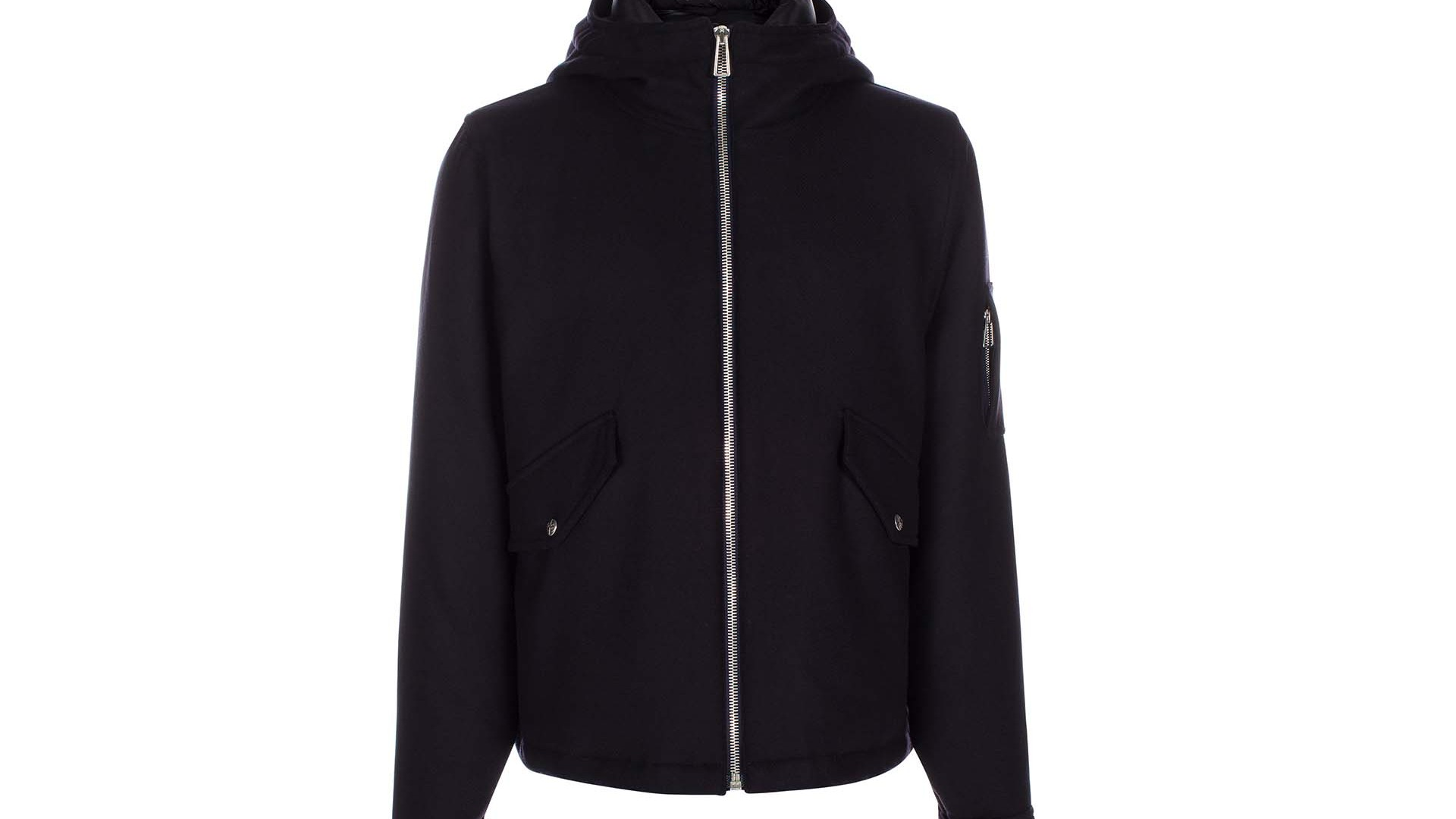 The Down Jacket: PS by Paul Smith Wool-Cashmere Down Jacket