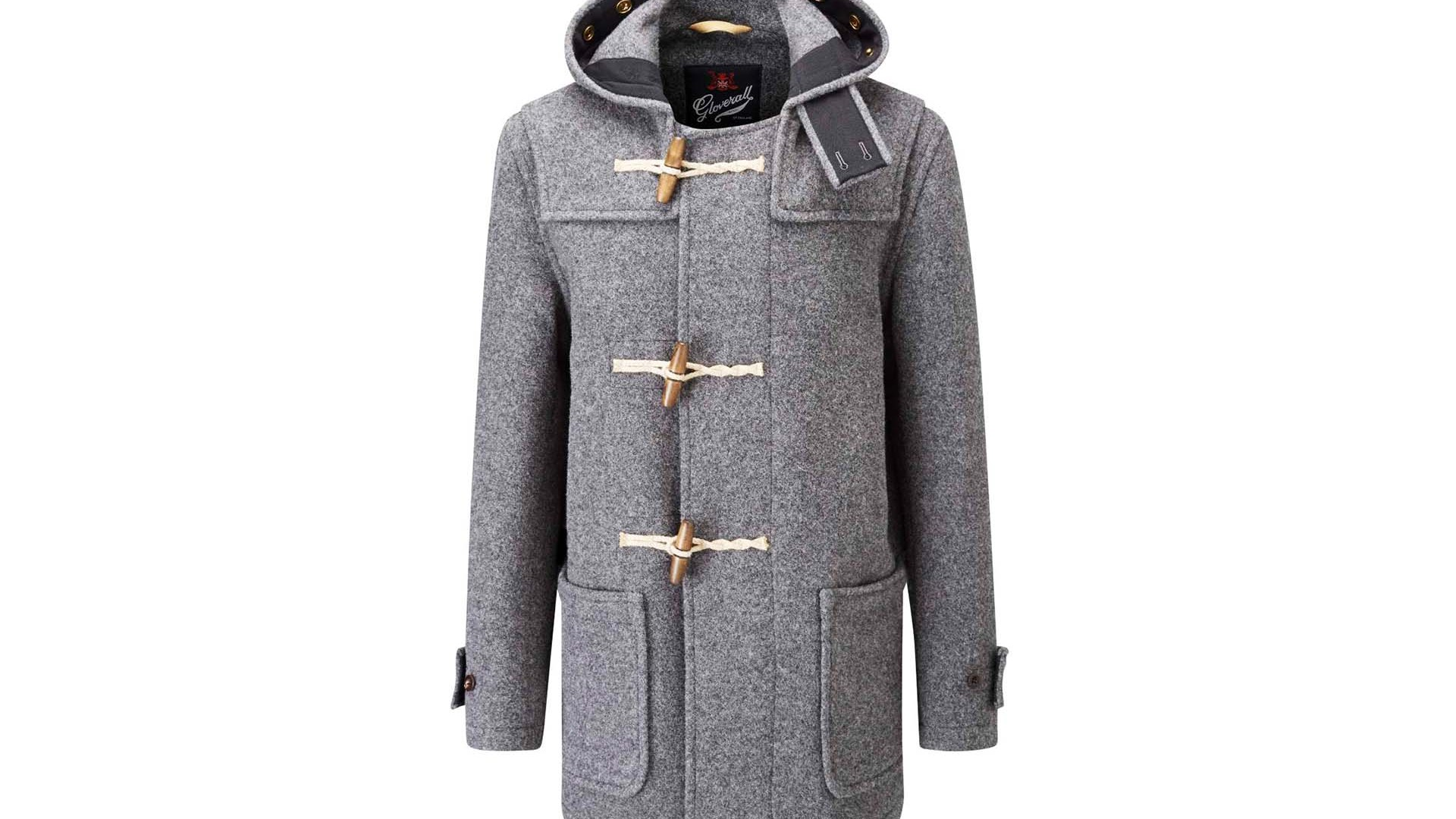The Duffle Coat: Gloverall Mid-Length Monty Coat