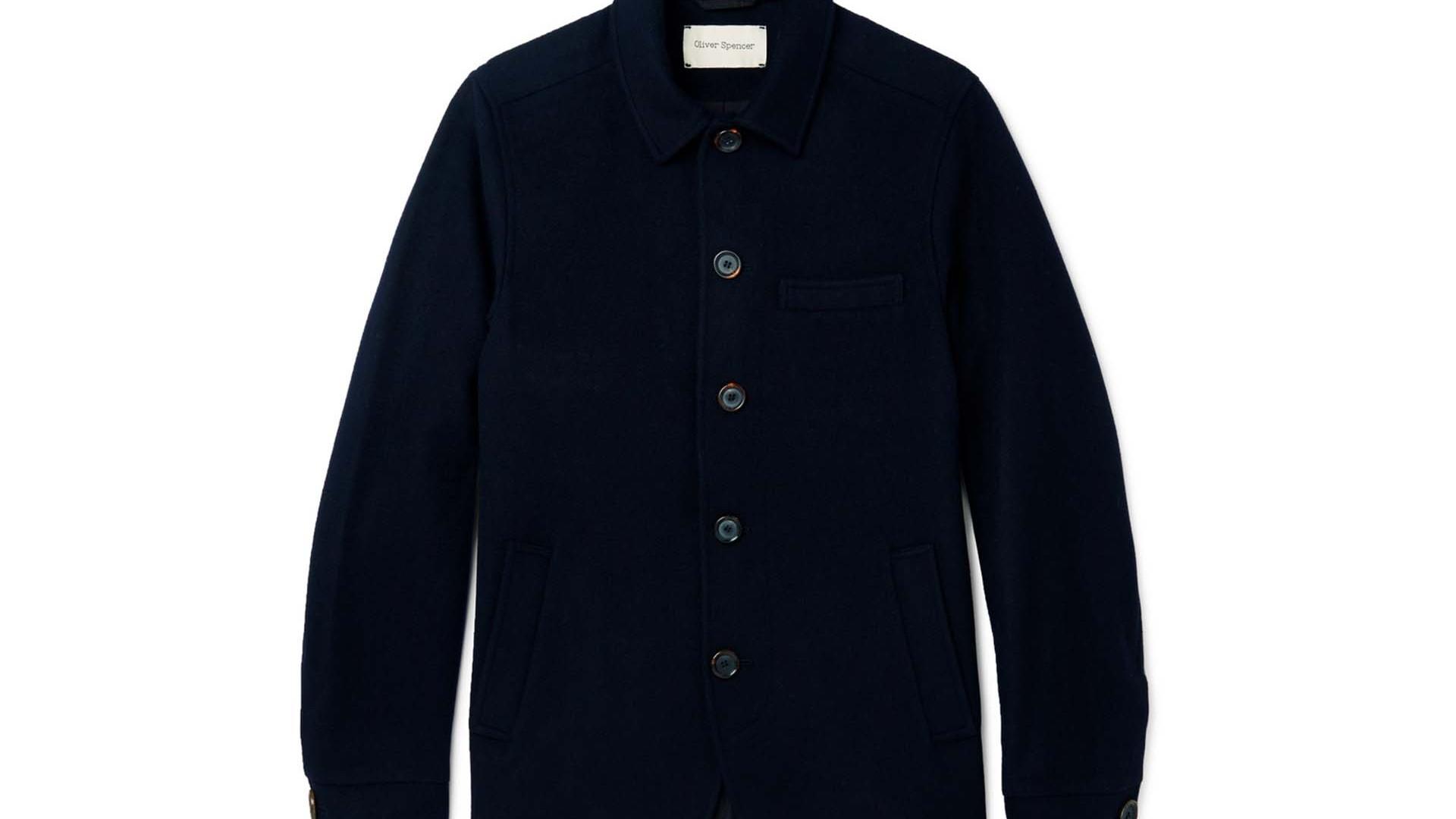 The Short Jacket: Oliver Spencer Portobello Jacket