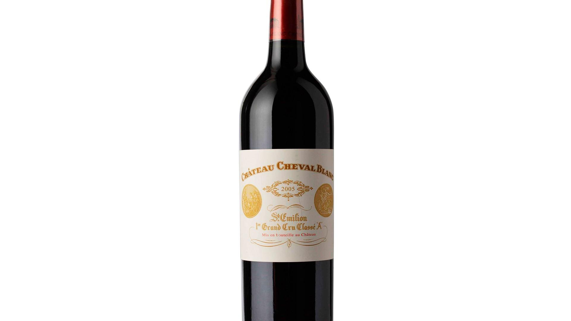 Cheval Blanc 2005