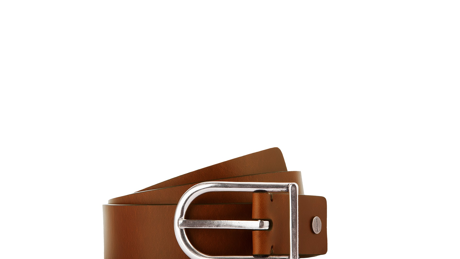Leather belt from Troubadour