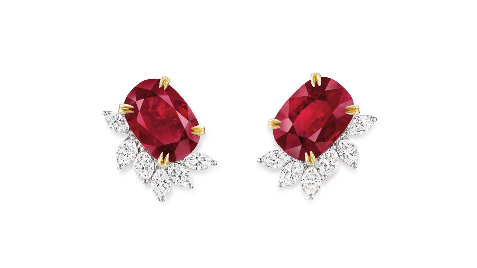 Harry Winston Incredibles collection ruby ring