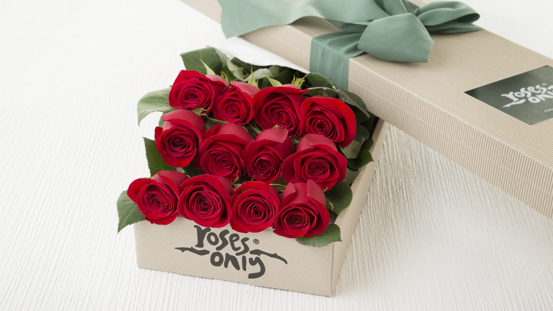 Best Valentine's Day bouquets Roses Only