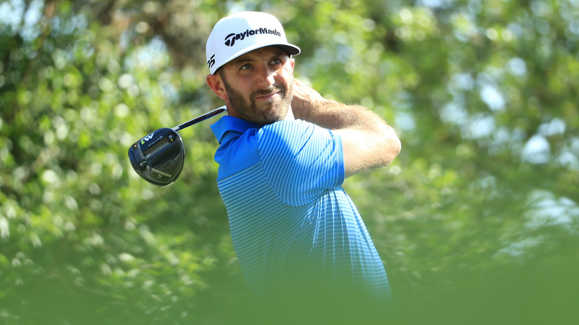 Dustin Johnson, The Masters, TaylorMade M1 2017 Driver