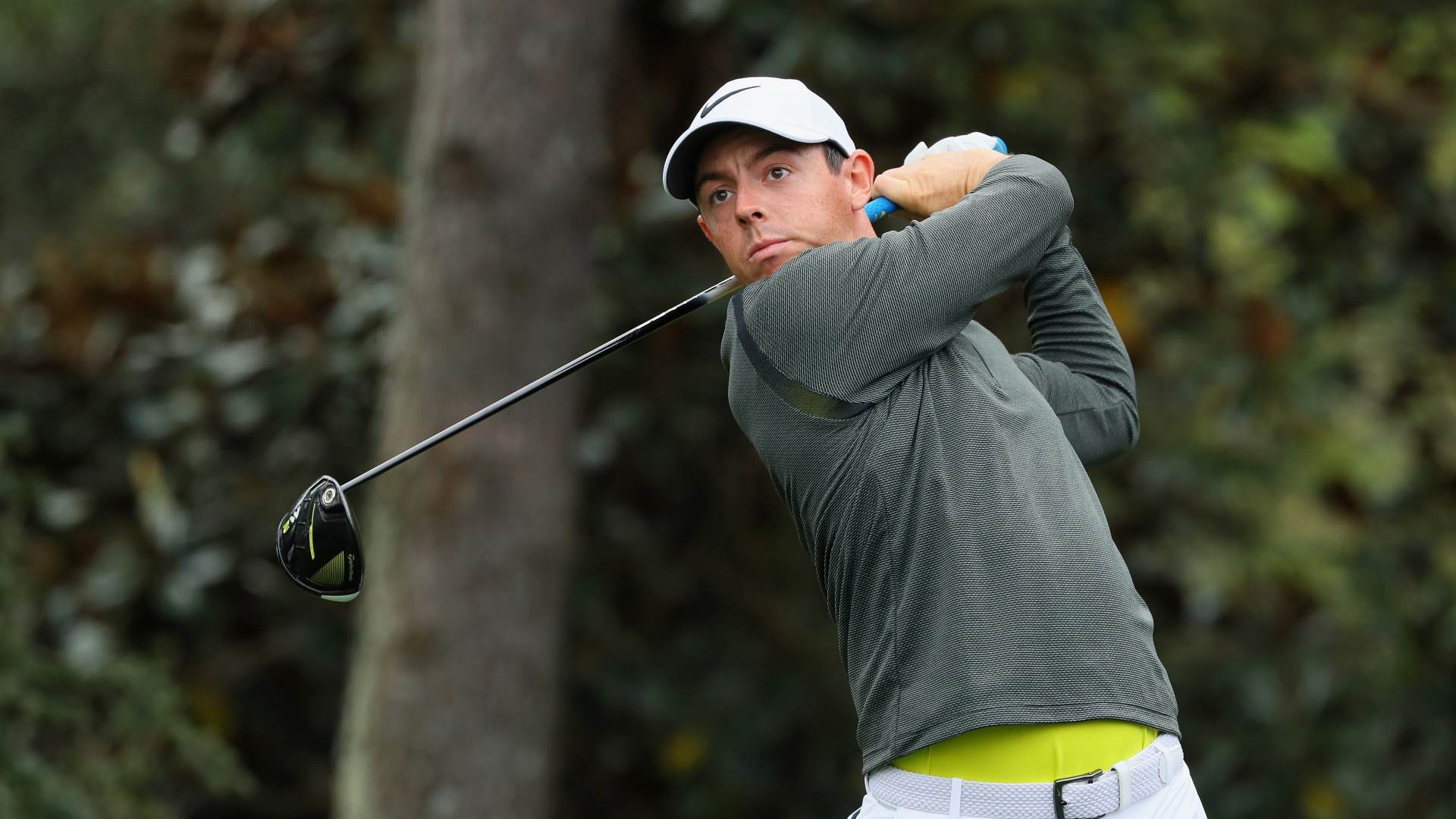 Rory McIlroy, The Masters, Callaway Golf Great Big Bertha Epic Driver