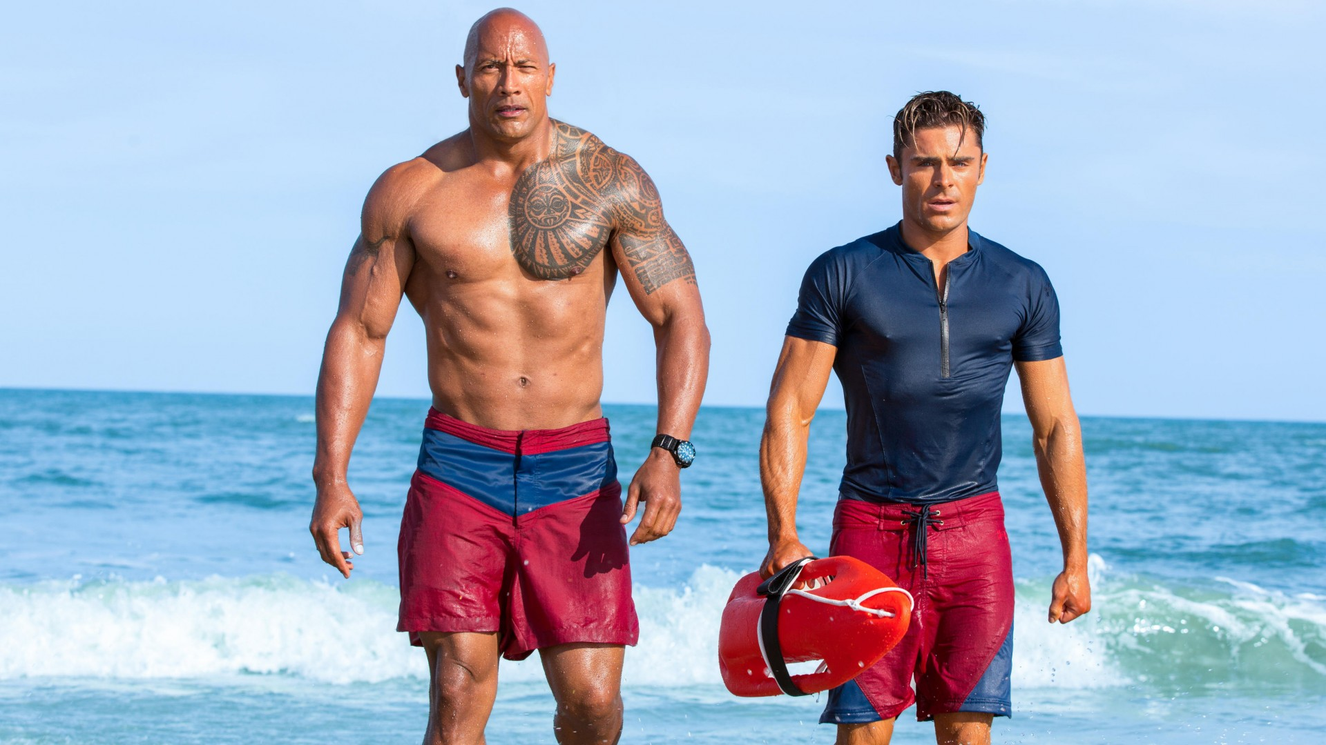 Fast and furious star Dwayne 'The Rock' Johnson on his new film The Fate of The Furious, Baywatch and being the highest paid actor in the world.