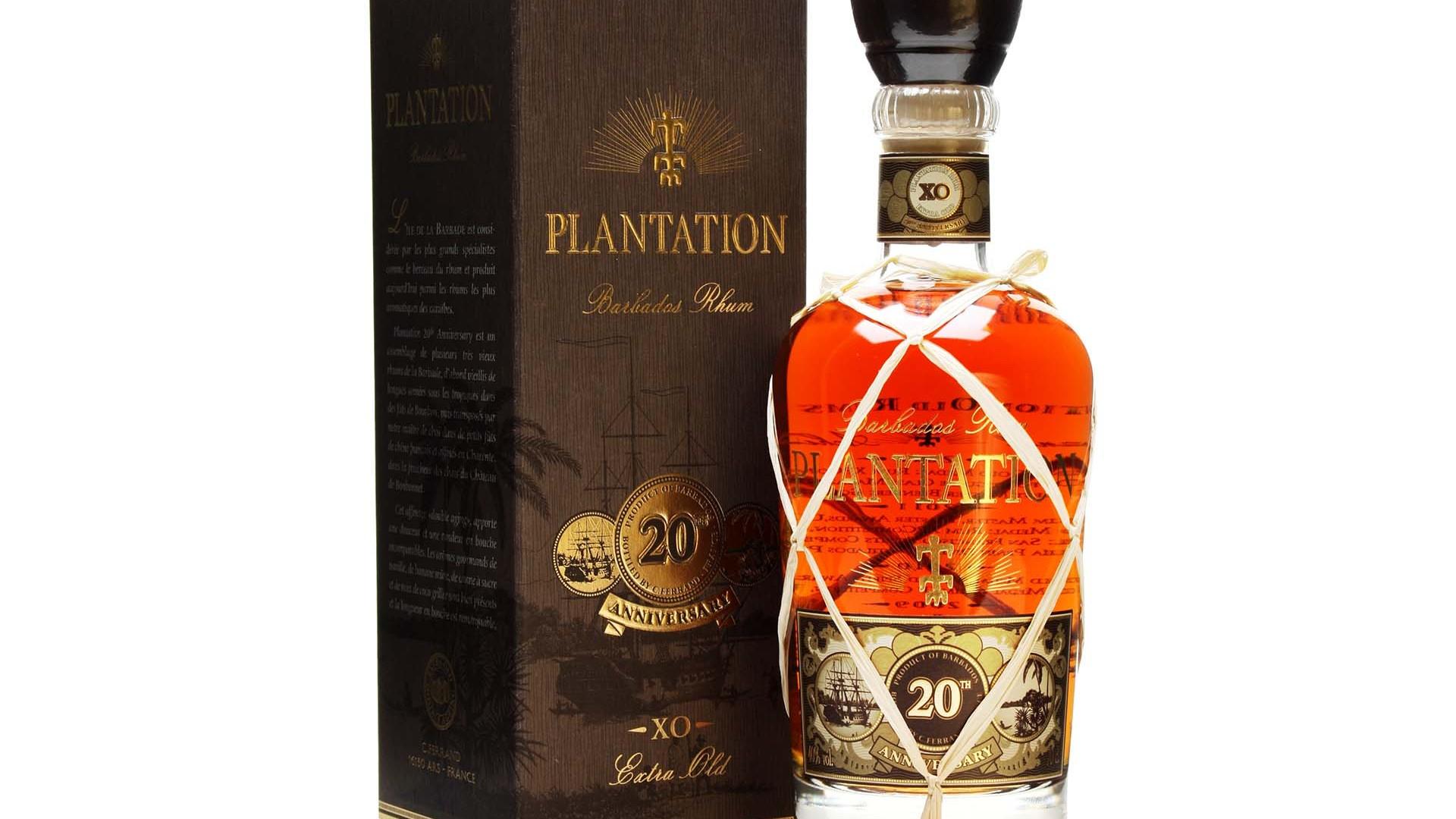 Plantation Extra Old Barbados Rum 20th Anniversary, Barbados