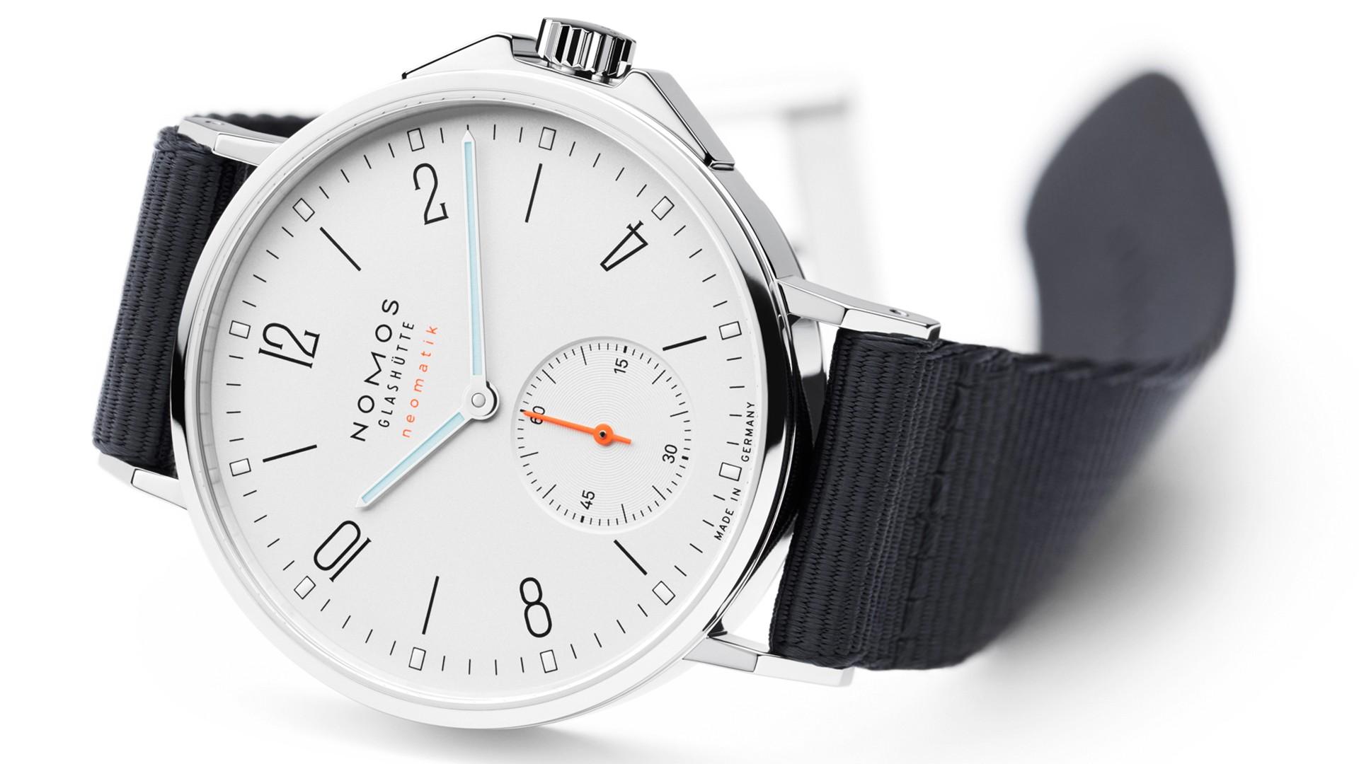 Nomos Ahoi Neomatik watch