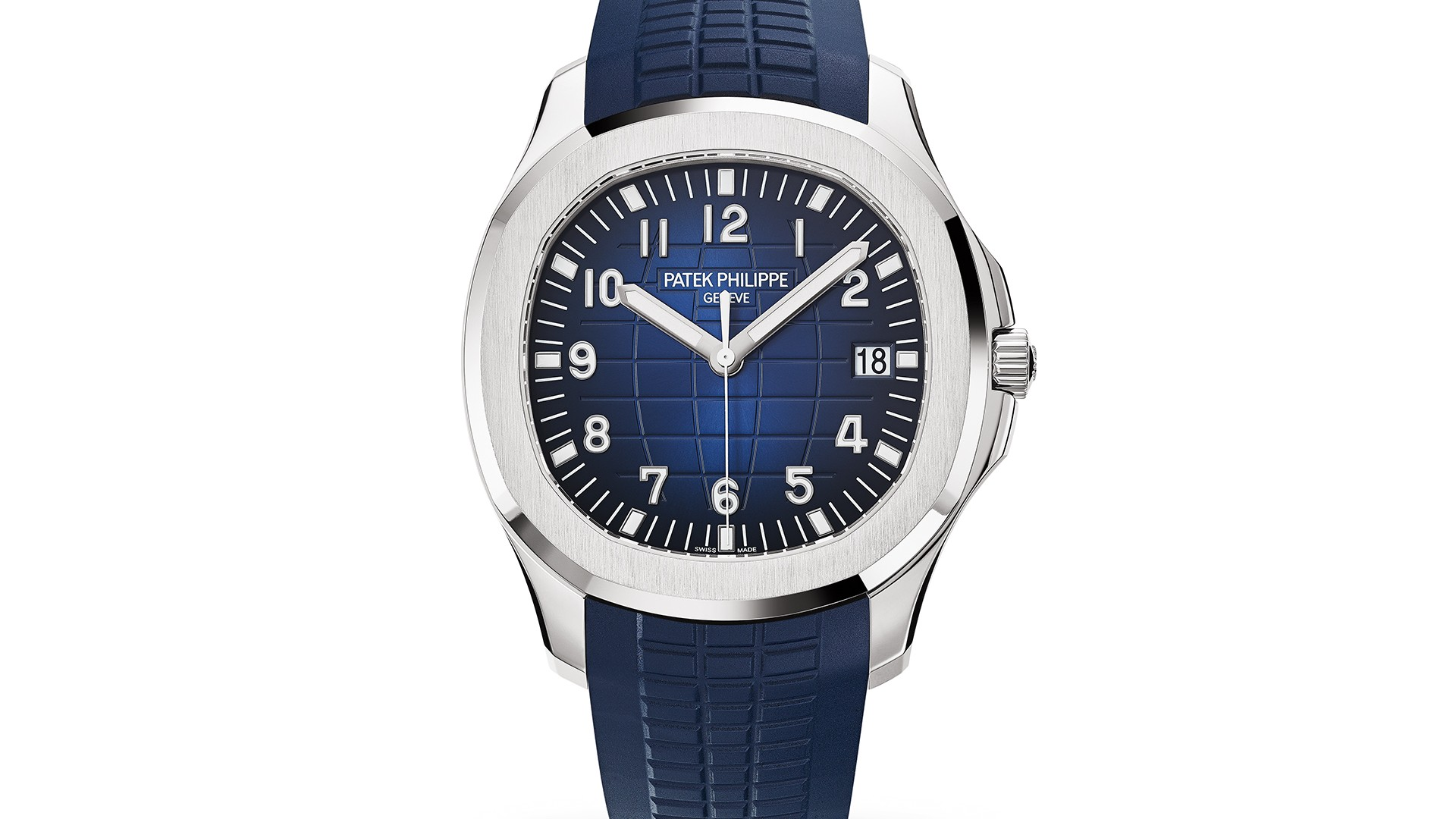 Patek Philippe Aquanaut Jumbo 5168G watch
