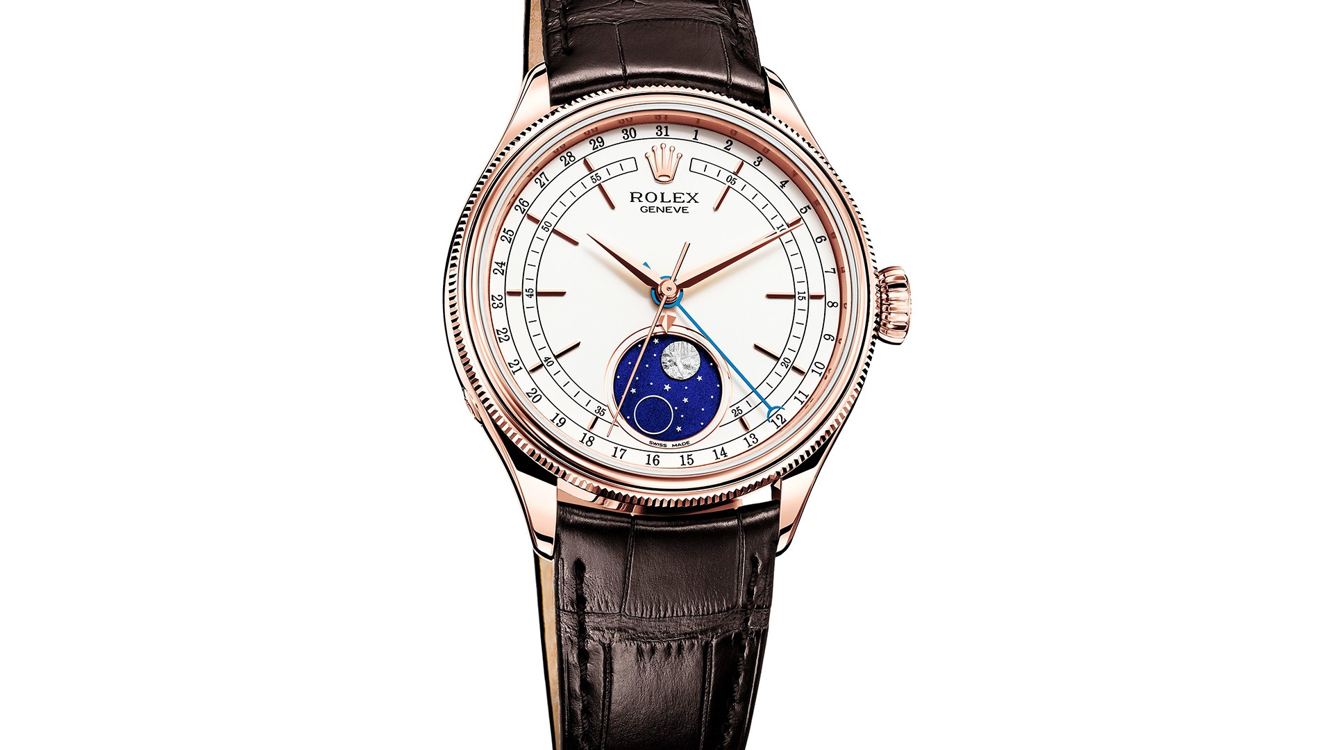 Rolex Cellini Moonphase watch