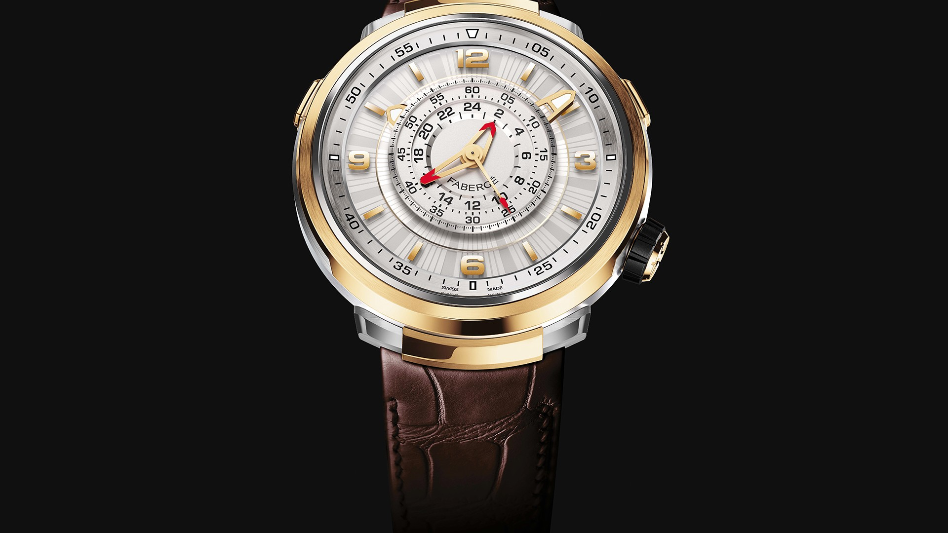 Fabergé Visionnaire Chronograph watch
