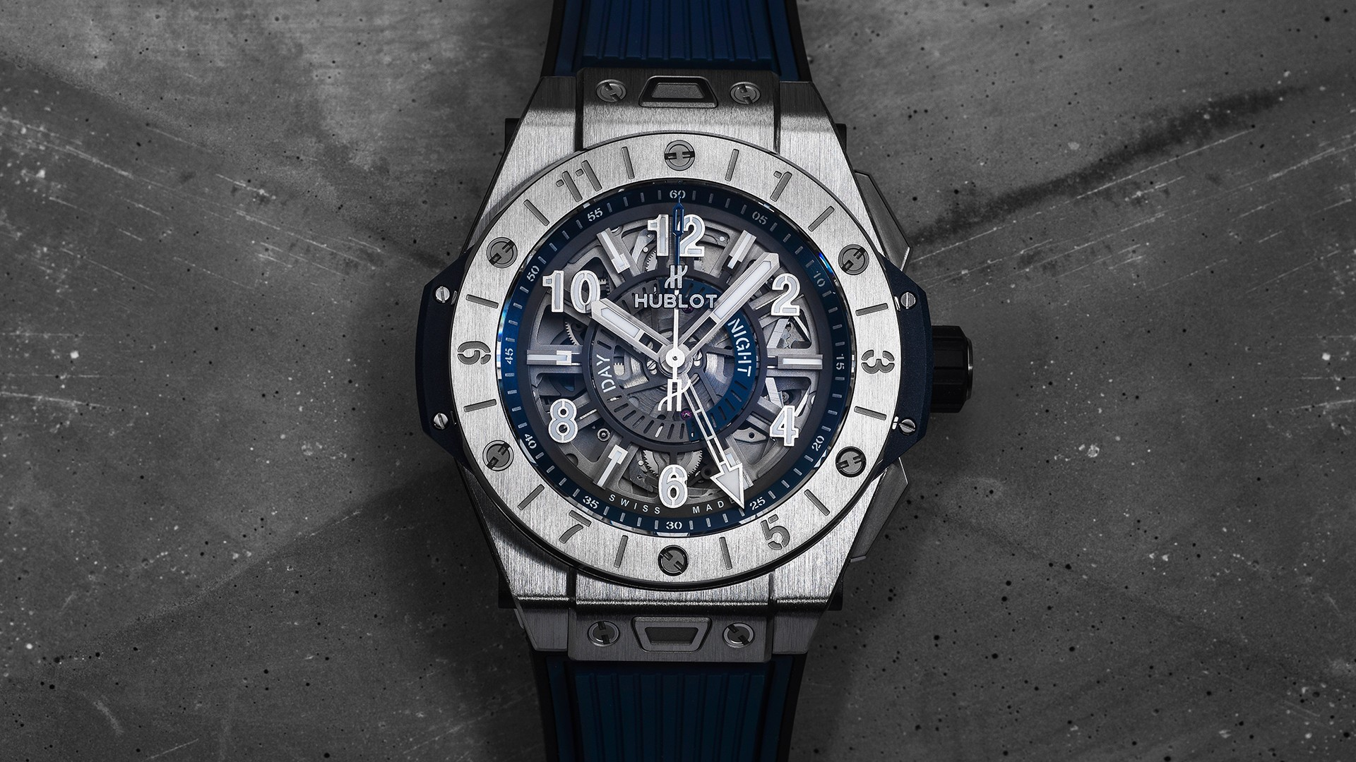 Hublot Big Bang Unico GMT watch