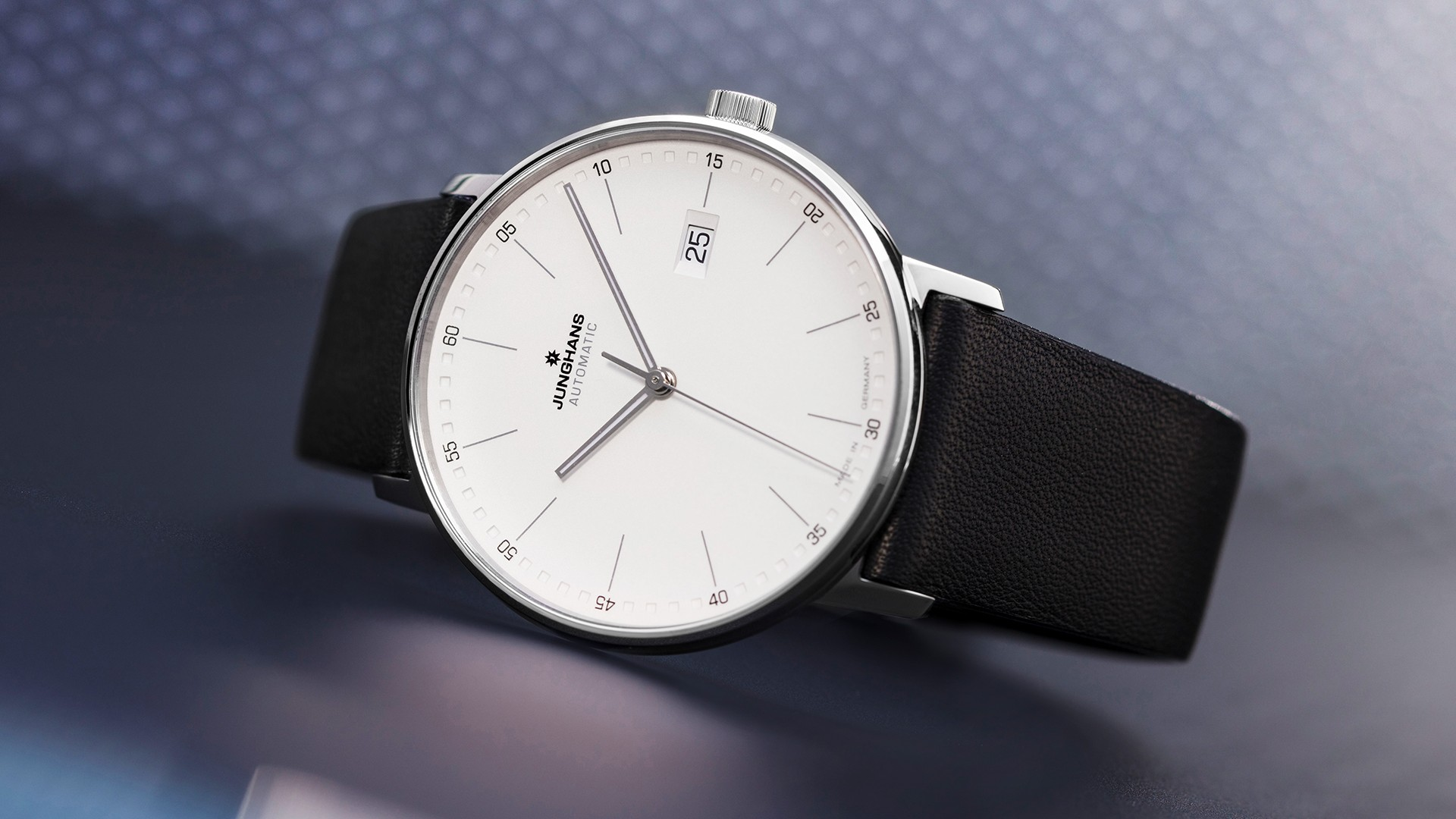 Junghans Form A automatic watch