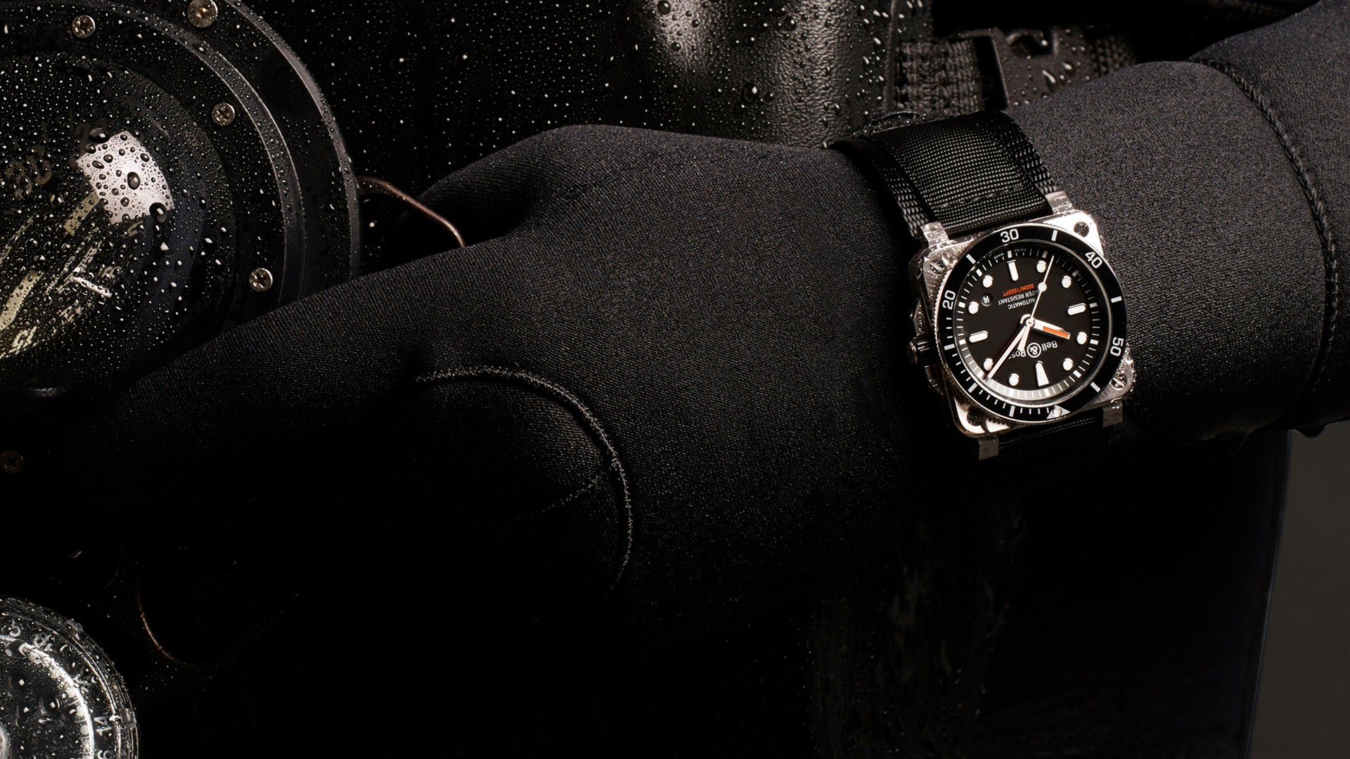 Bell & Ross BR03-92 Diver watch