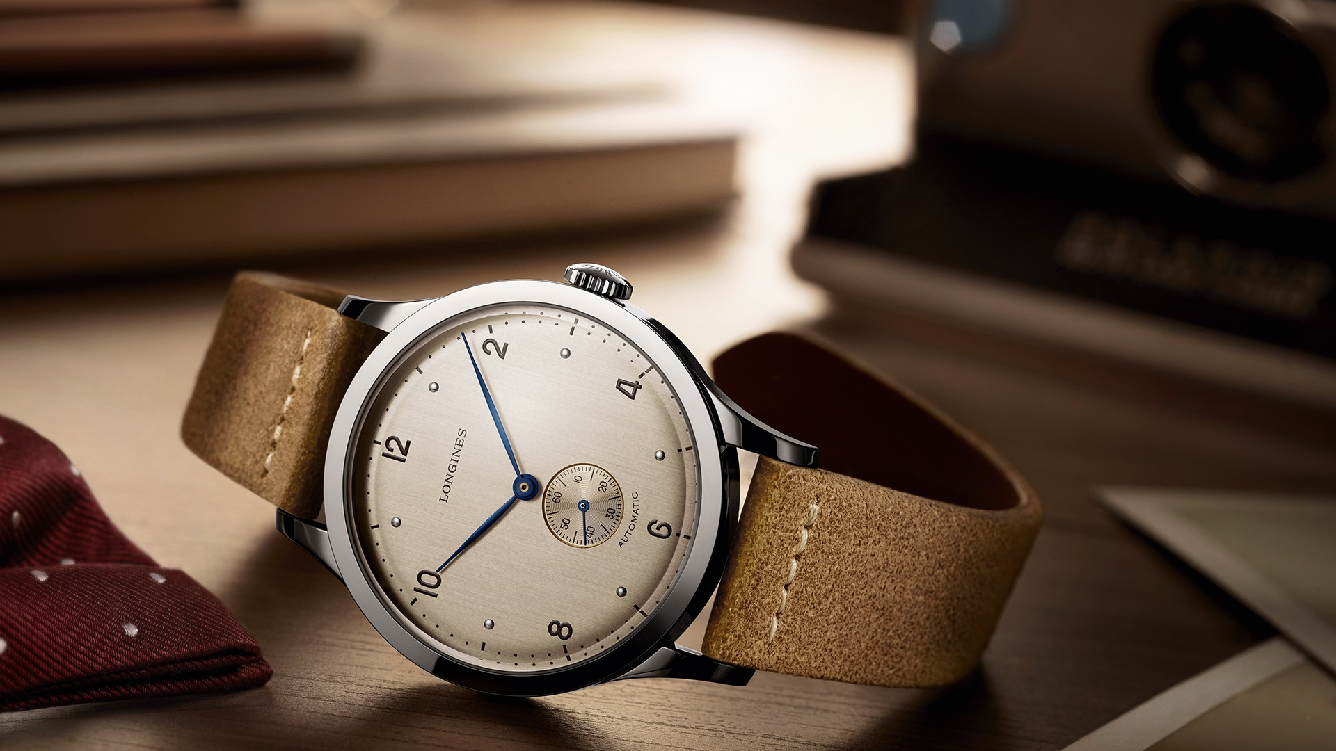 Longines Heritage 1945 watch