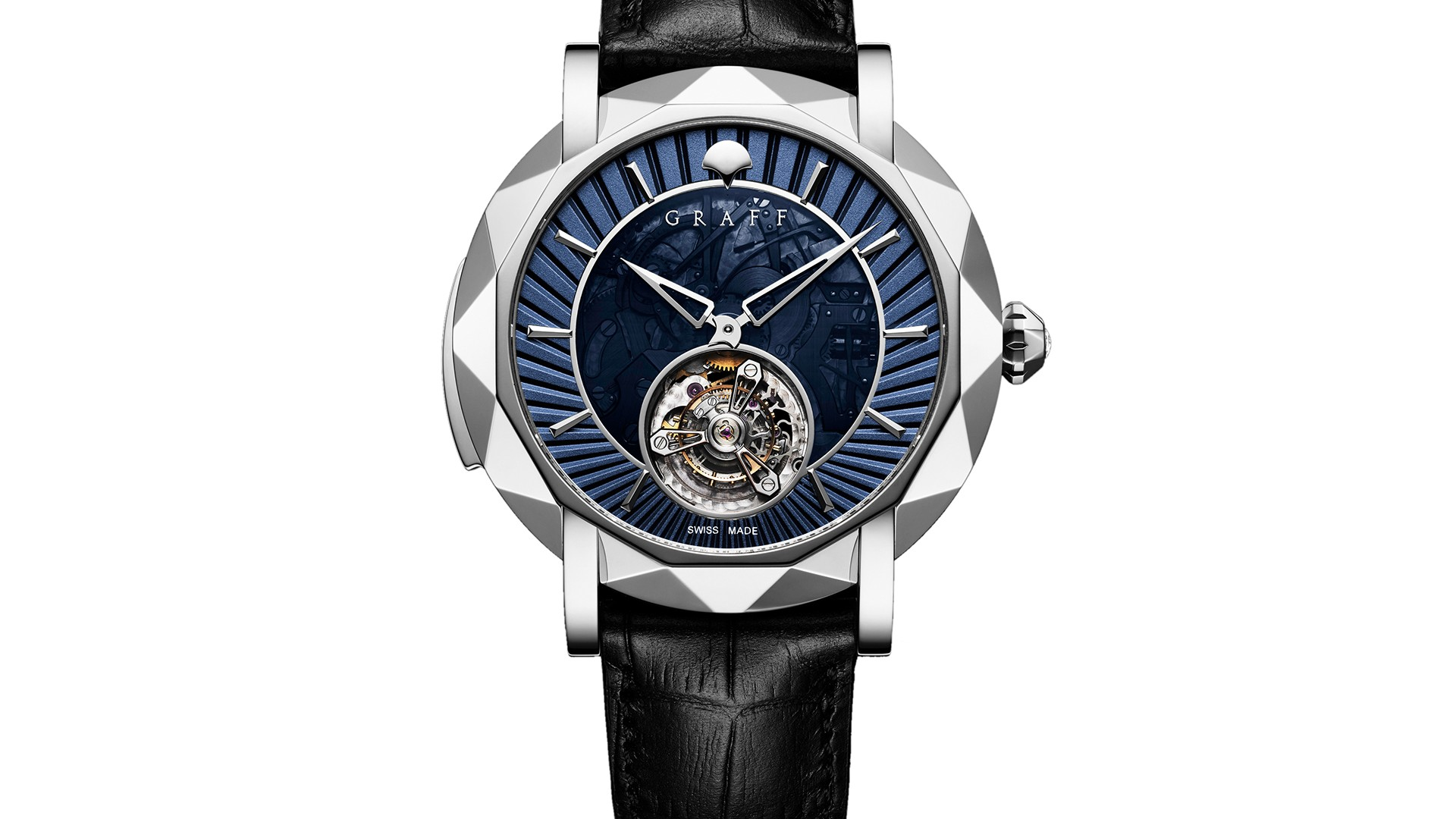 Graff MasterGraff Minute Repeater watch