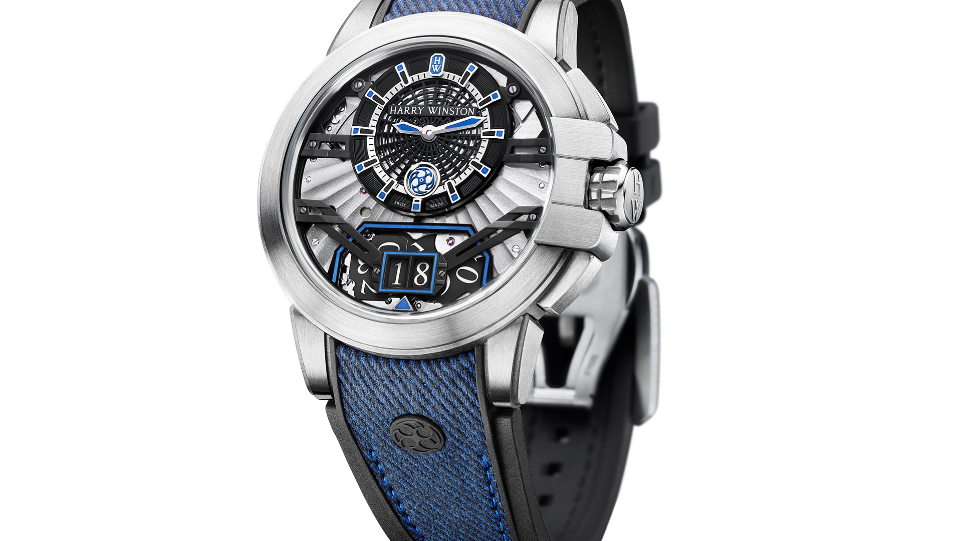 Harry Winston Project Z11 watch