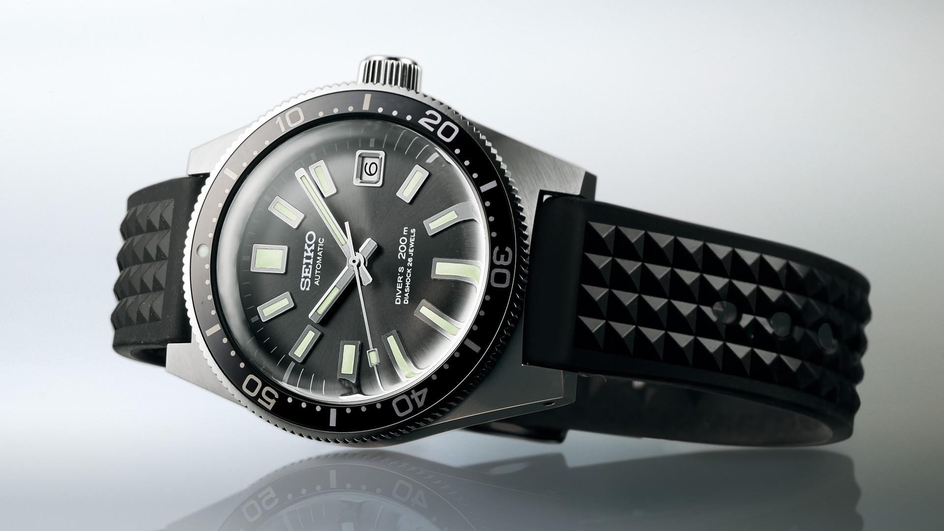 Seiko Prospex Diver SLA017 watch