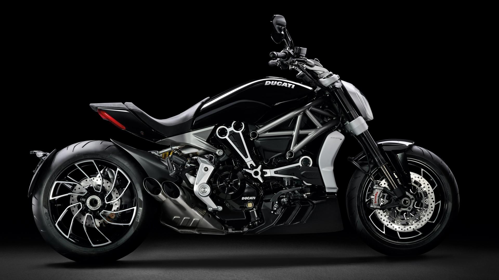 Ducati X Diaval S