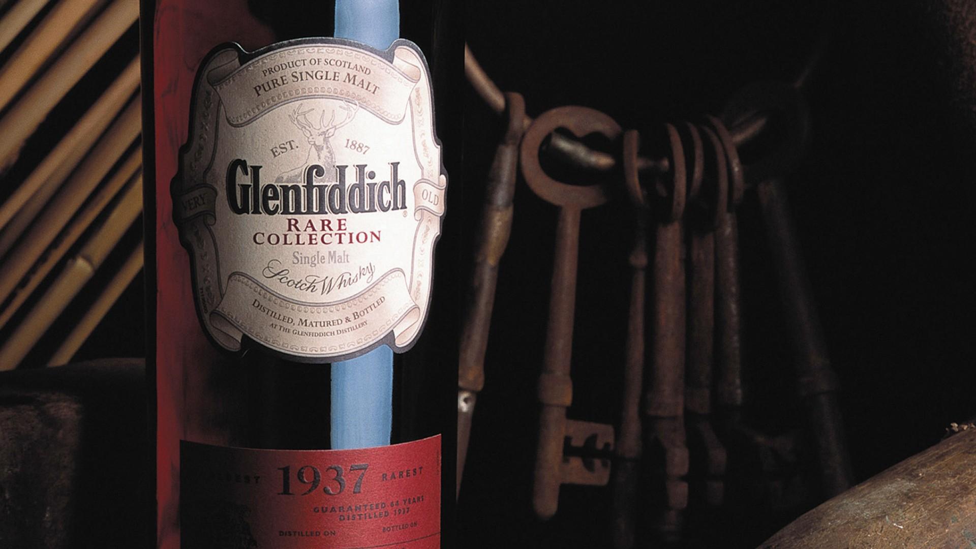 Glenfiddich 1937