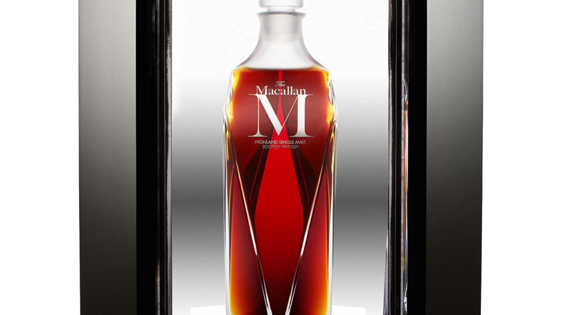 "Macallan ""M"" Whisky"