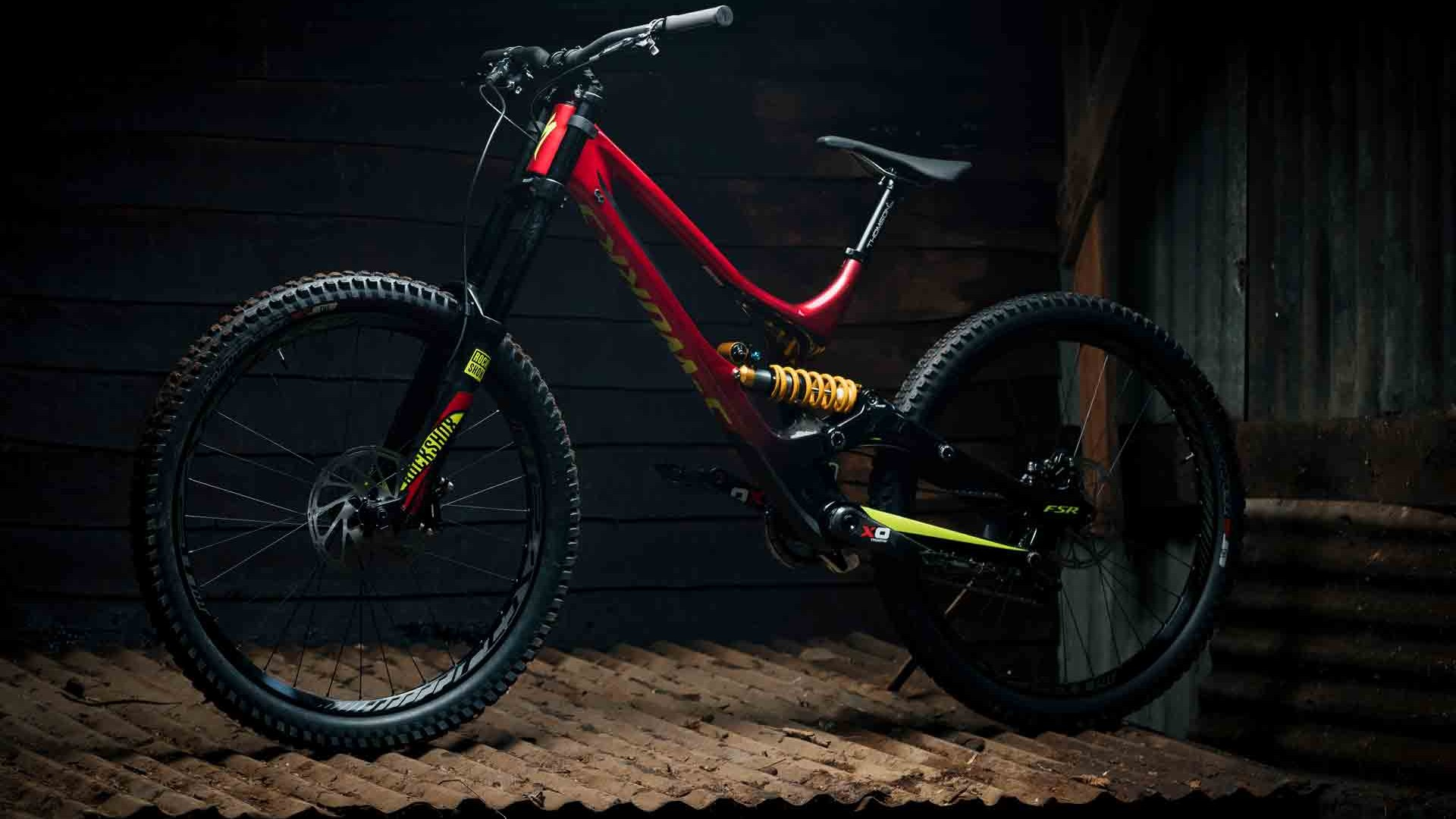 The World S Best Mountain Bikes Square Mile