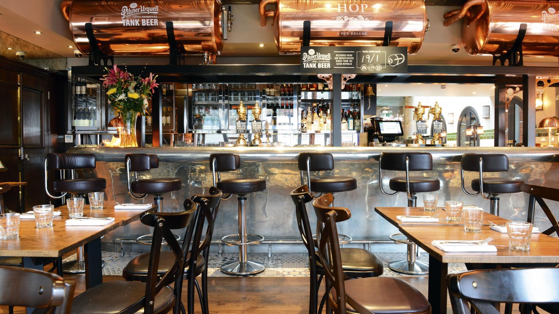 Galvin HOP pub, Square Mile Pub Awards 2017 Winner