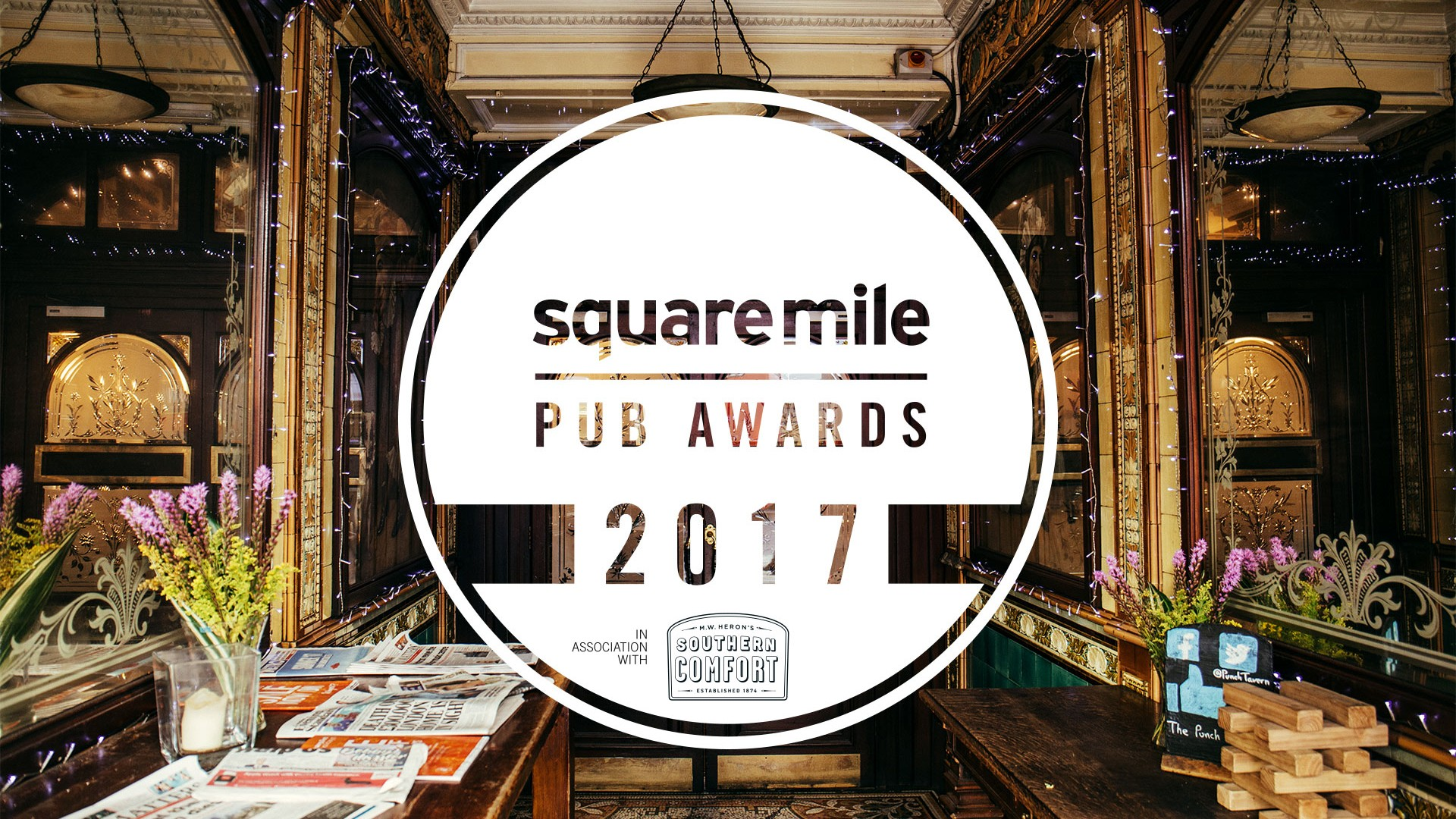 Square Mile Pub Awards 2017 | The Winners