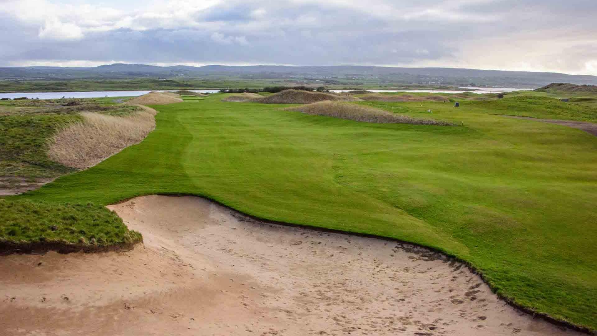 Portstewart Golf Club, 14th hole, Northern Ireland
