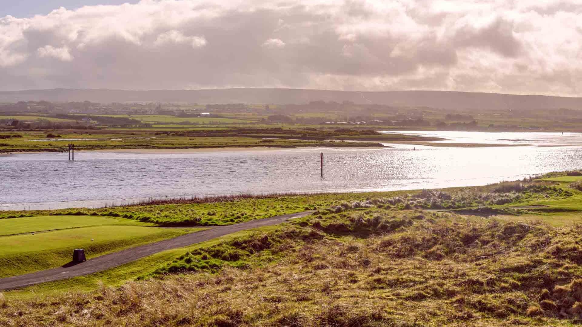 Portstewart Golf Club, back nine, Northern Ireland