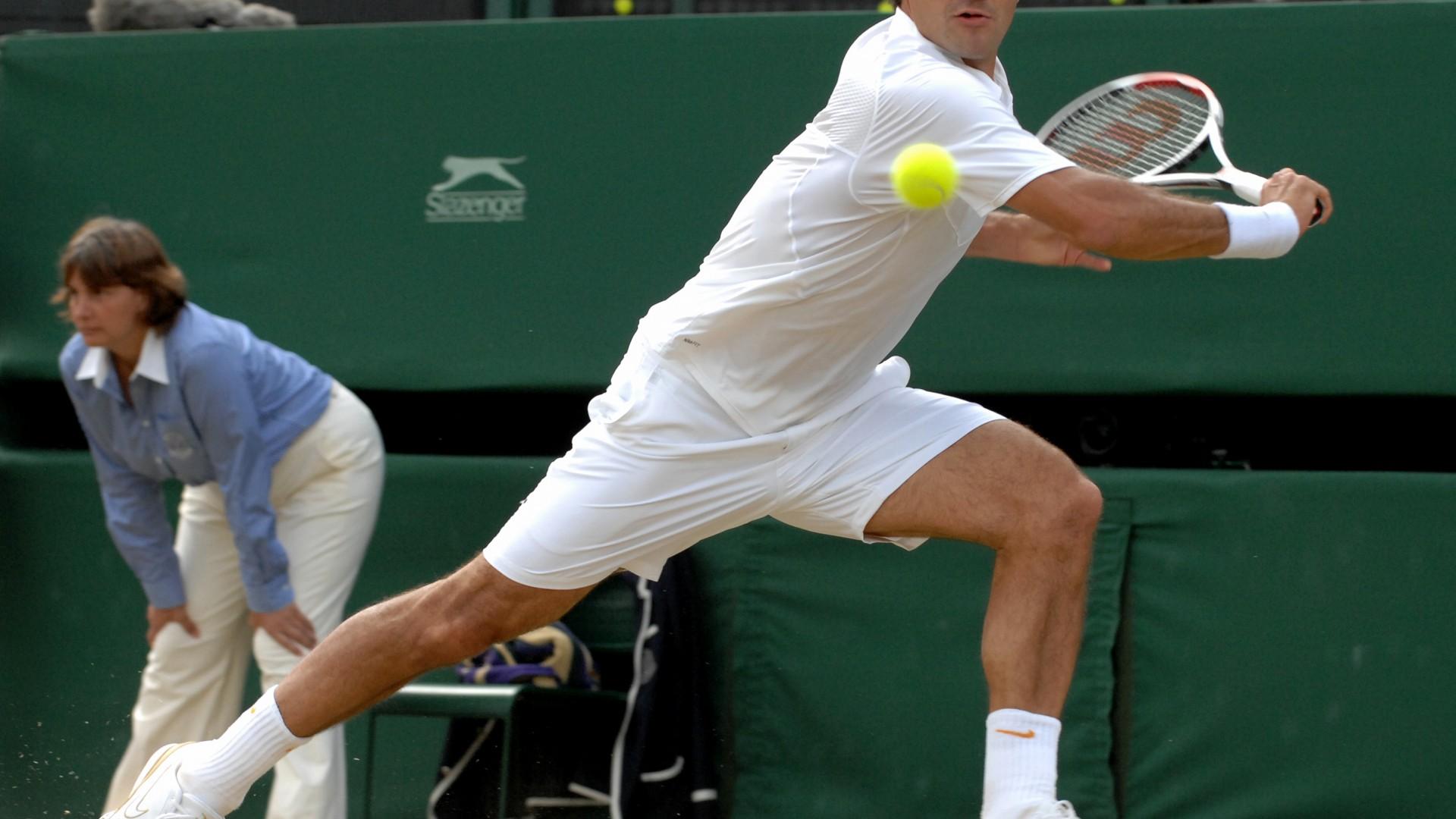 vs Rafa Nadal, 2007