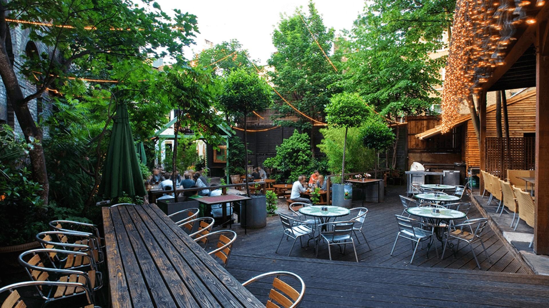 Garden Bar & Grill