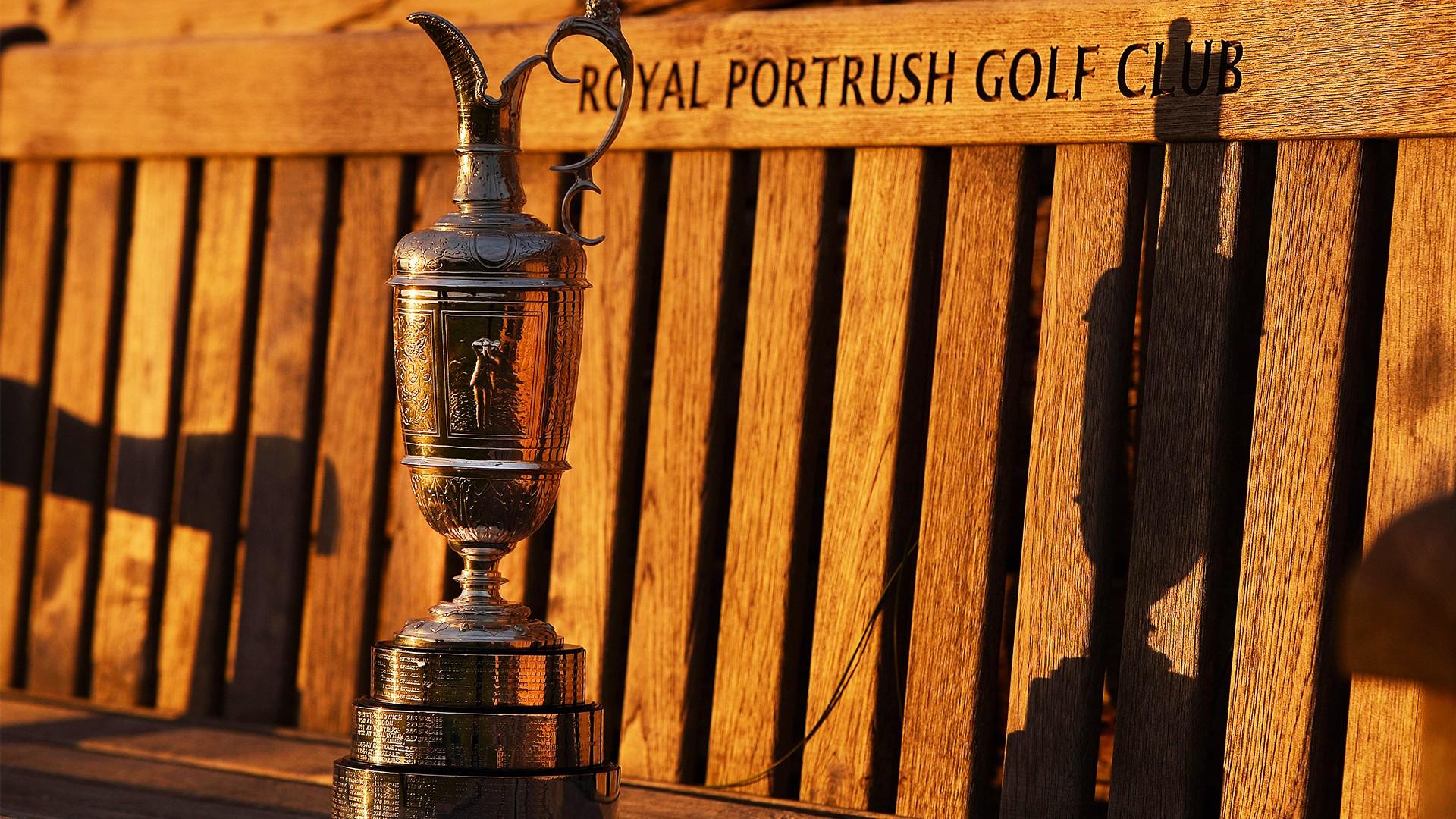 Royal Portrush Golf Club, The Open 2019