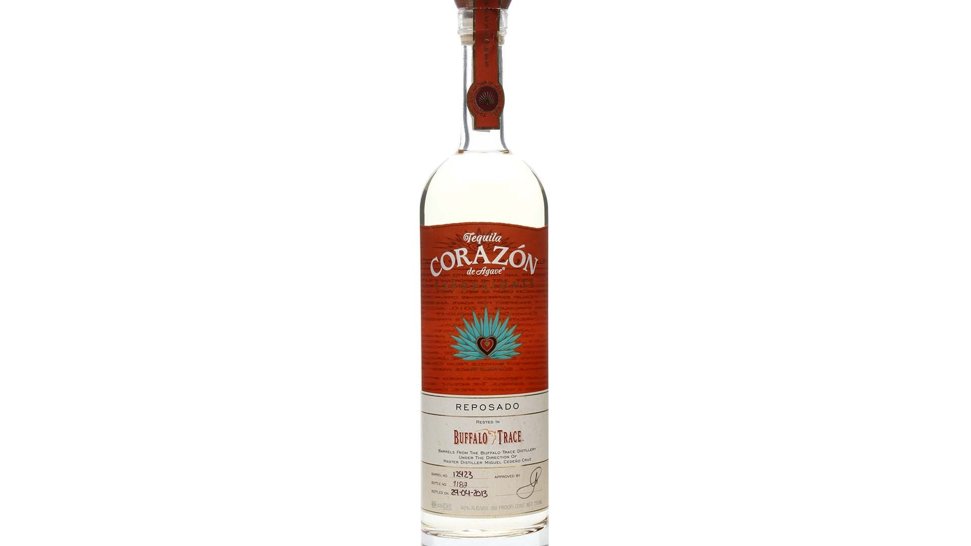 Corazon Buffalo Trace Reposado