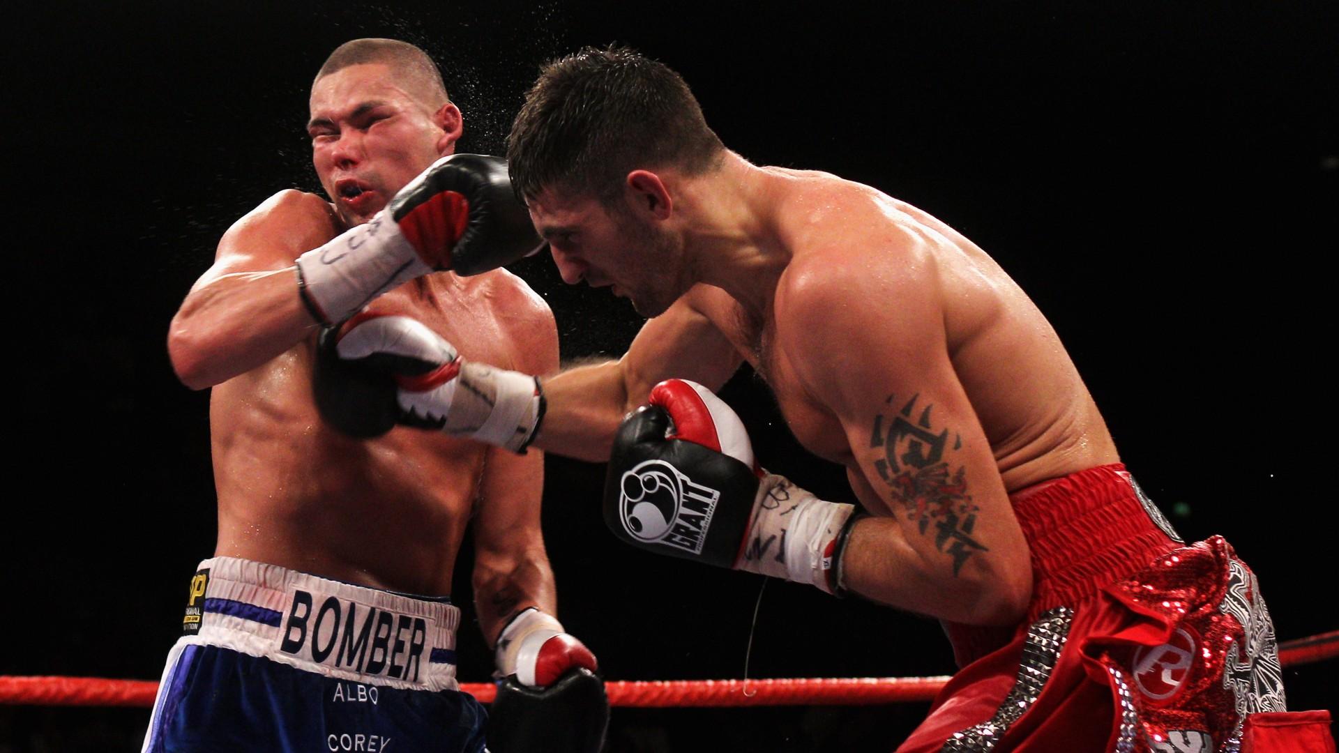 Nathan Cleverly vs Tony Bellew