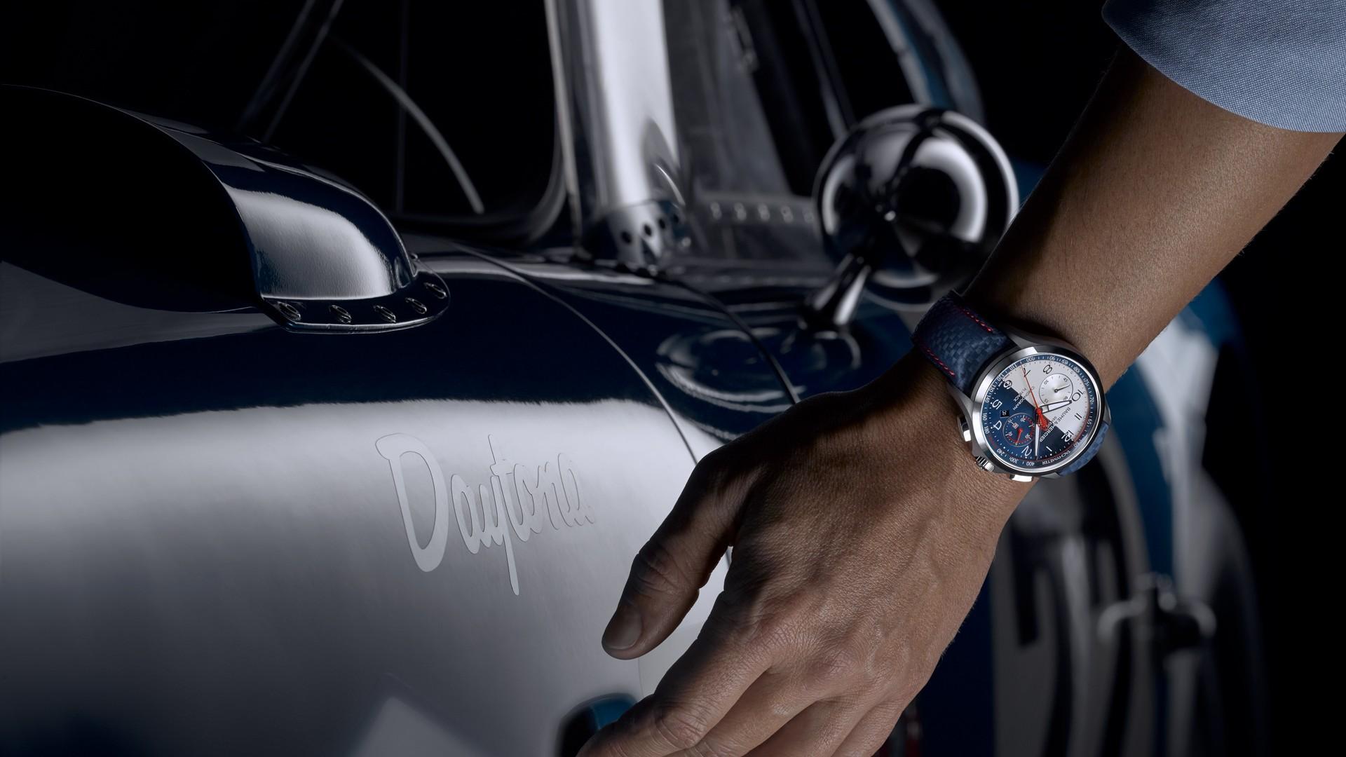 Baume et Mercier Clifton Club Shelby Cobra