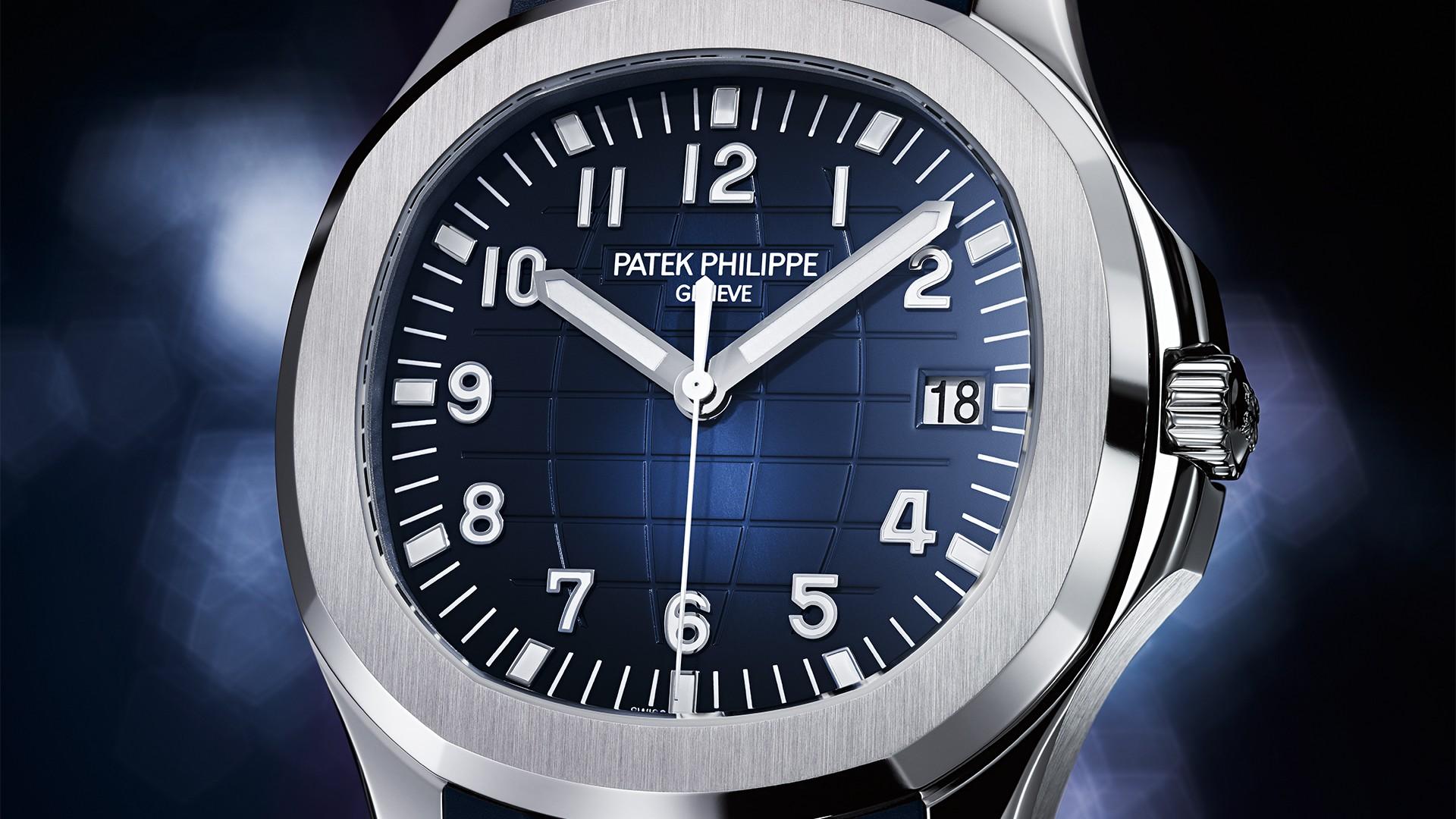 Patek Philippe Aquanaut Jumbo 5168G