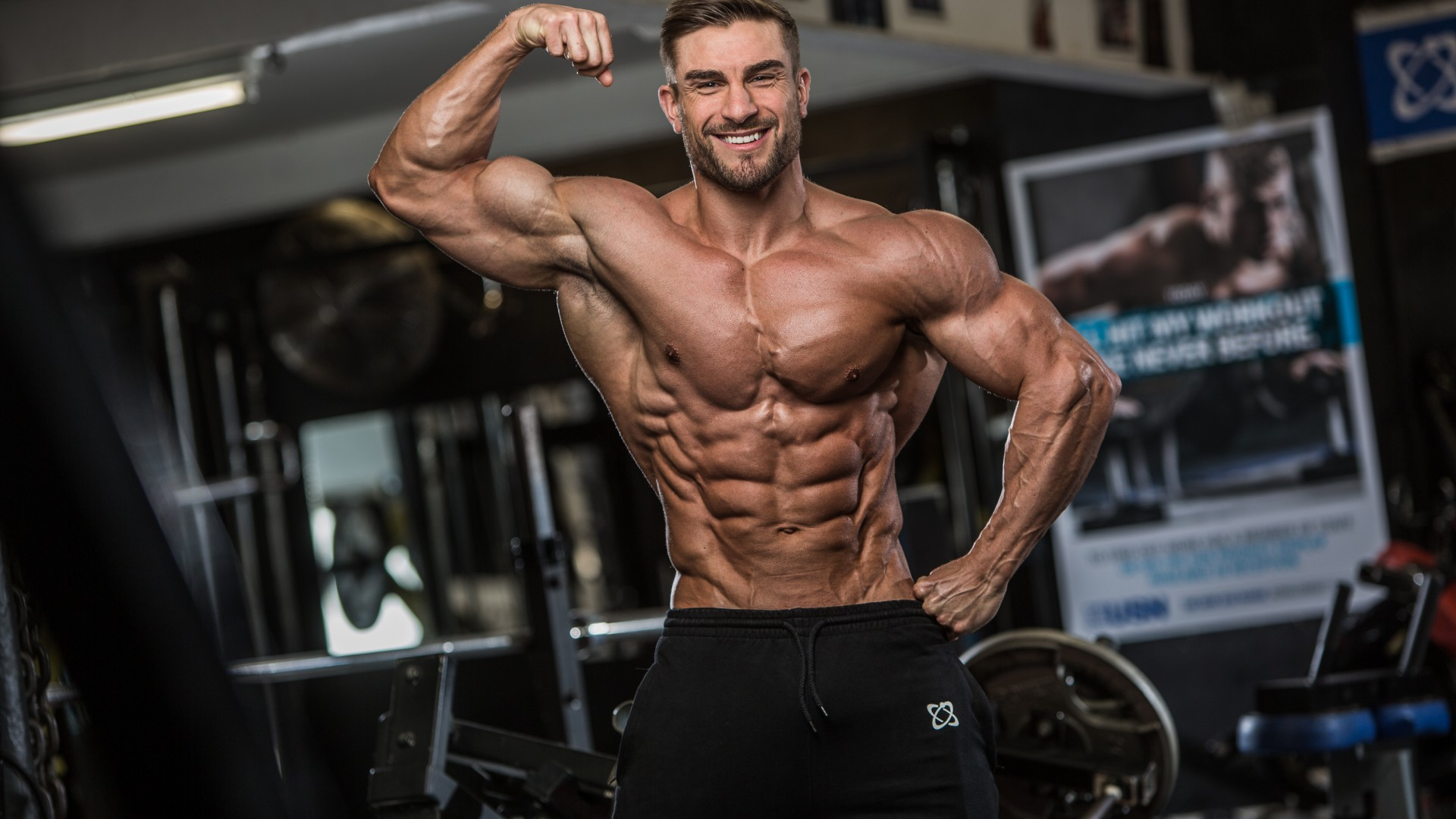 Pumping Iron Ryan Terry On Life As A Professional -9698