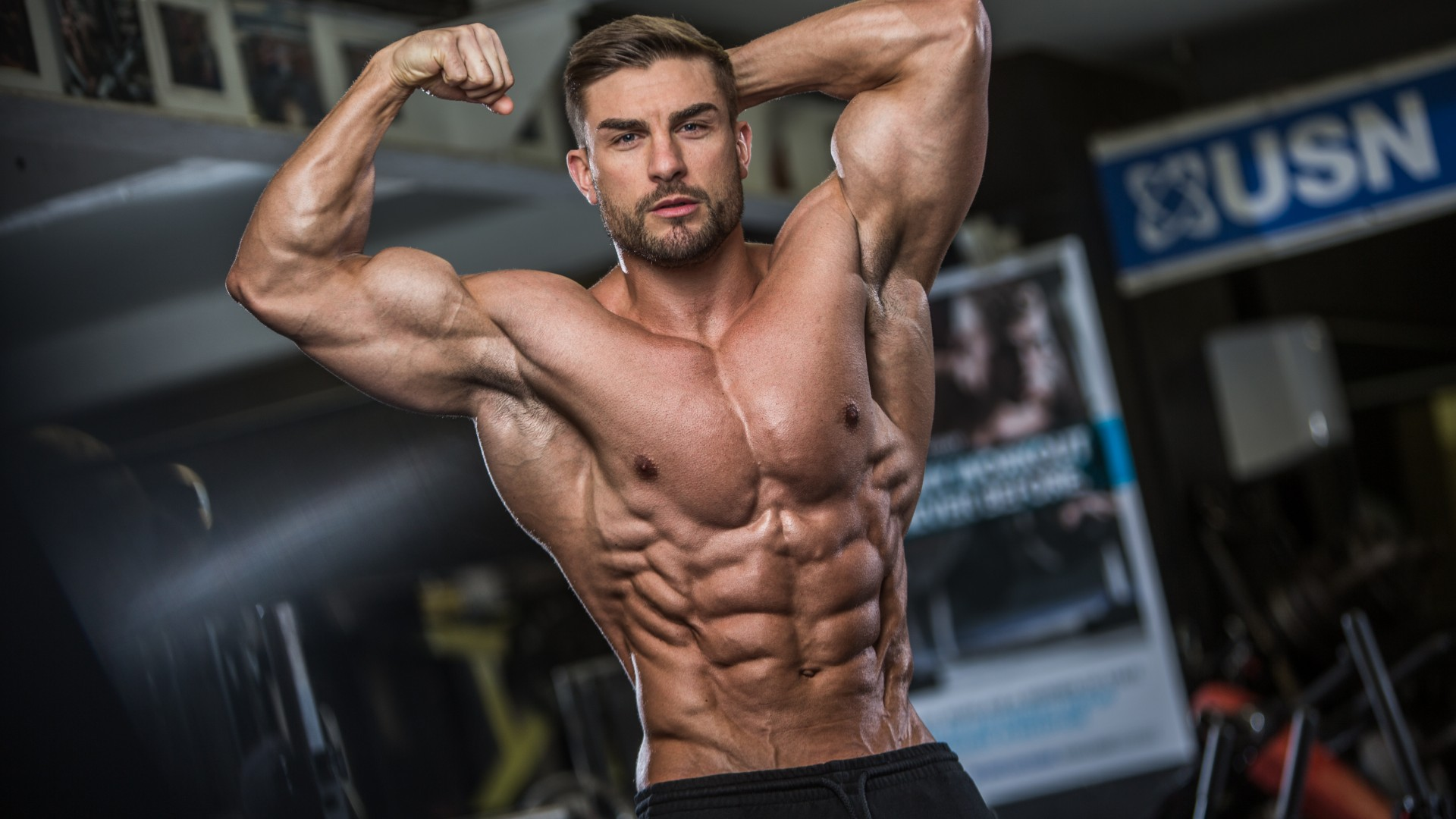 Pumping Iron: Ryan Terry on life as a professional